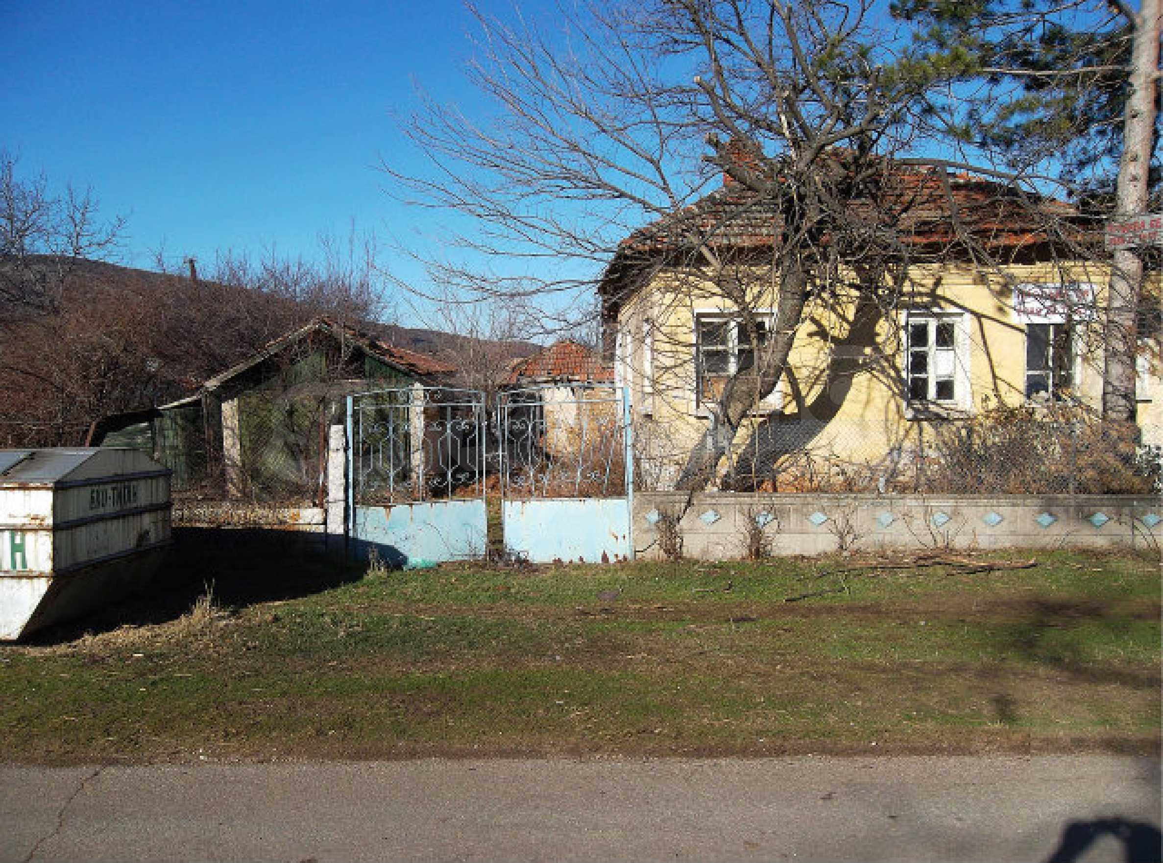 House near Belogradchik