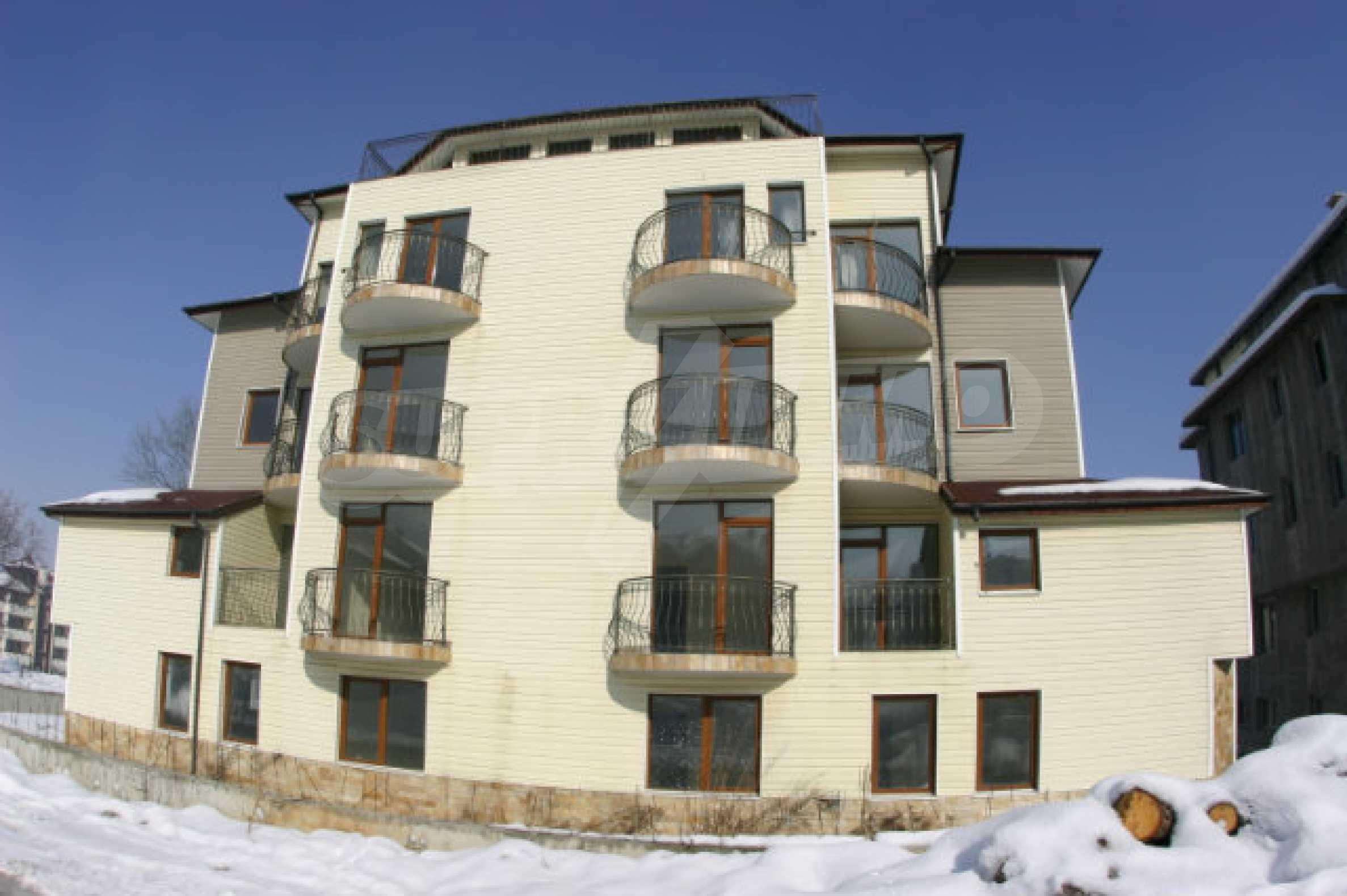 Жилой дом в зимнем курорте Банско