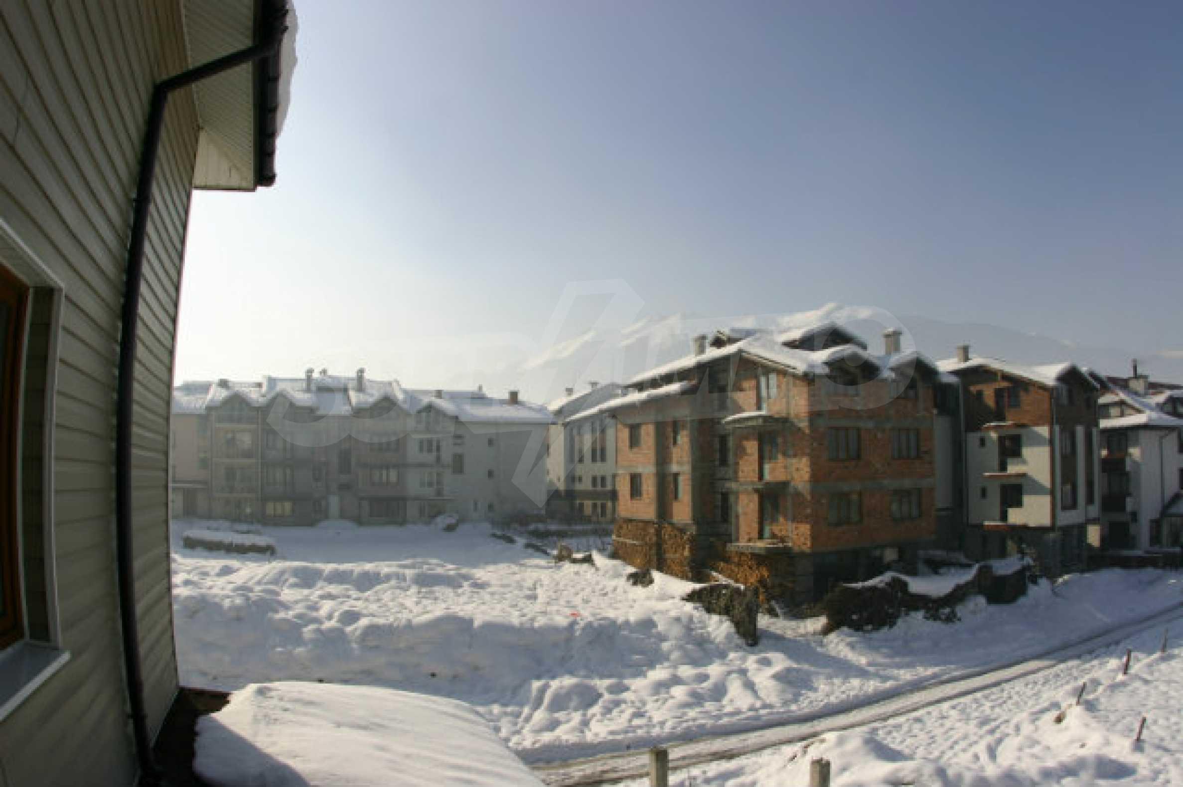 Жилой дом в зимнем курорте Банско 19