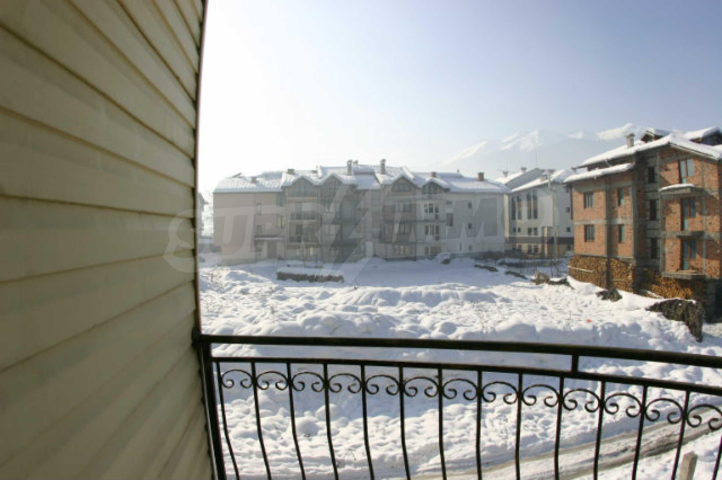 Жилой дом в зимнем курорте Банско 25