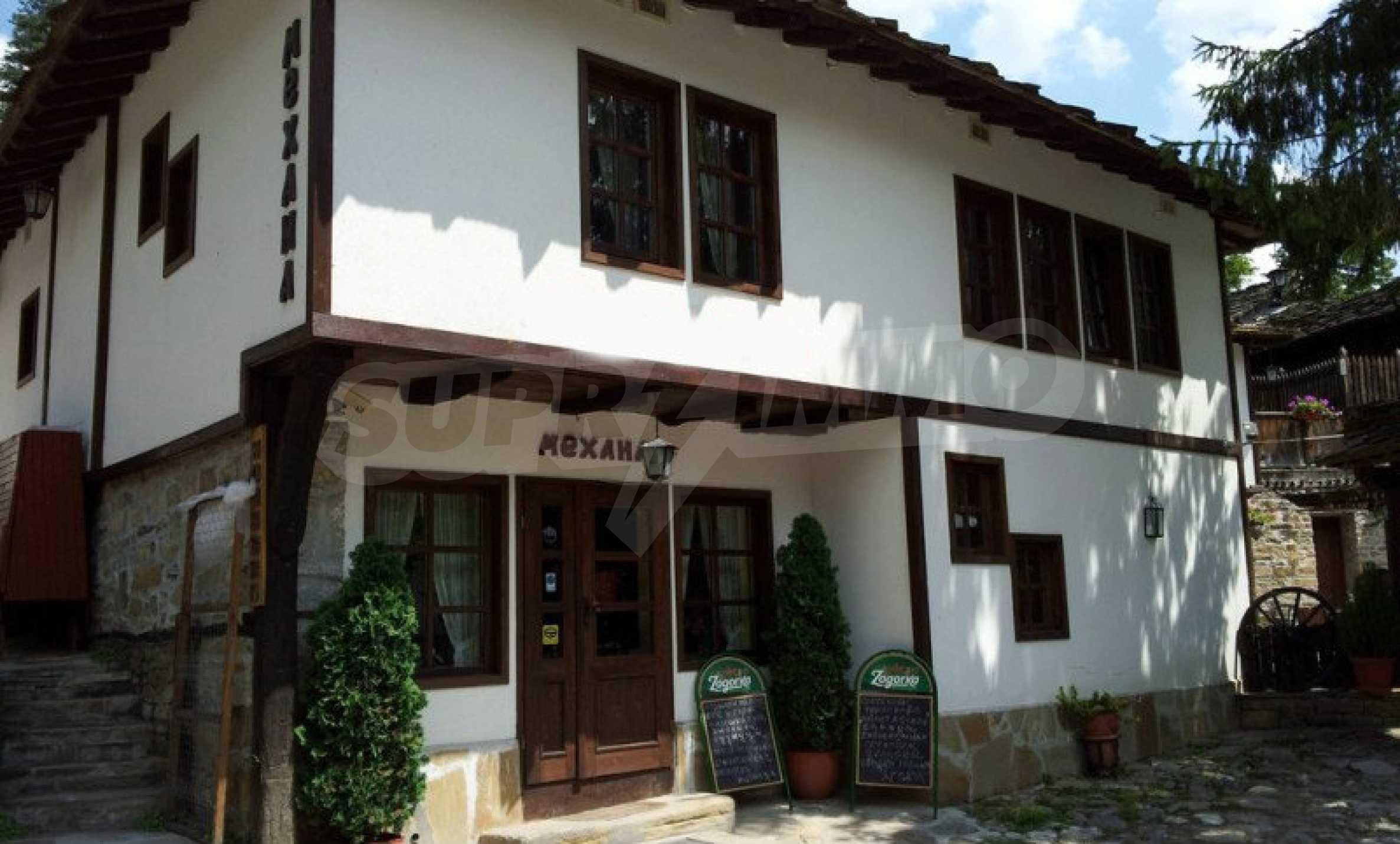Уникaльный дом с ресторанчиком в деревне Боженци