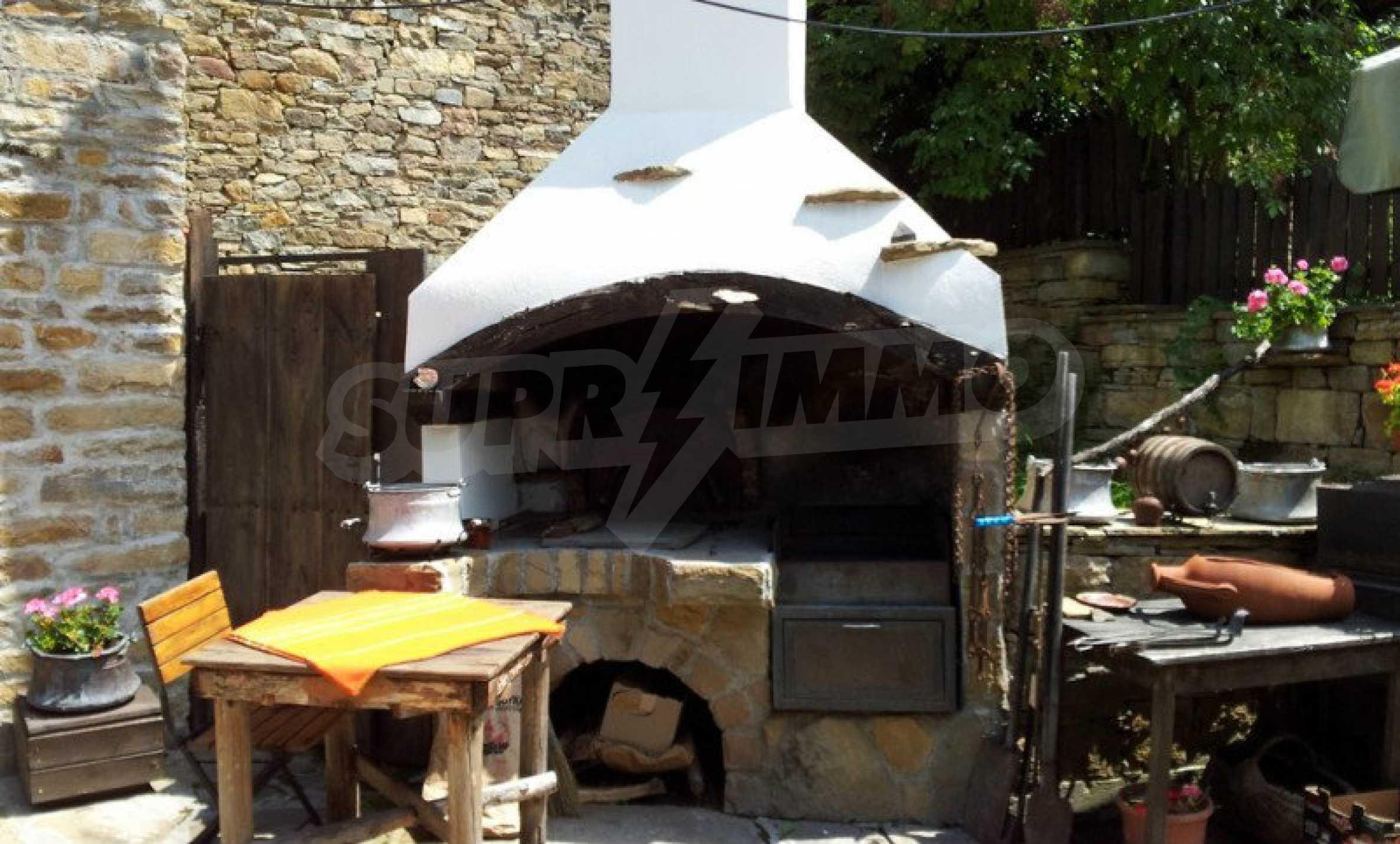 Уникaльный дом с ресторанчиком в деревне Боженци 21