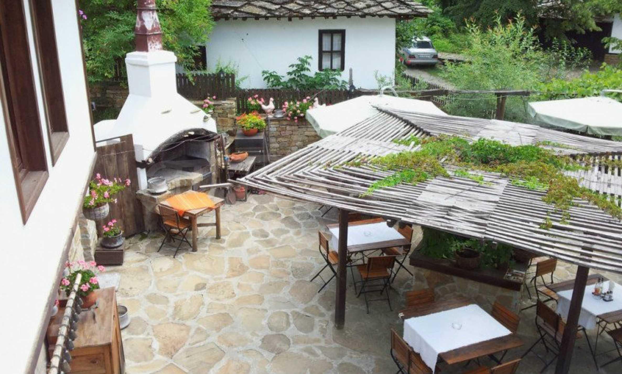 Уникaльный дом с ресторанчиком в деревне Боженци 3