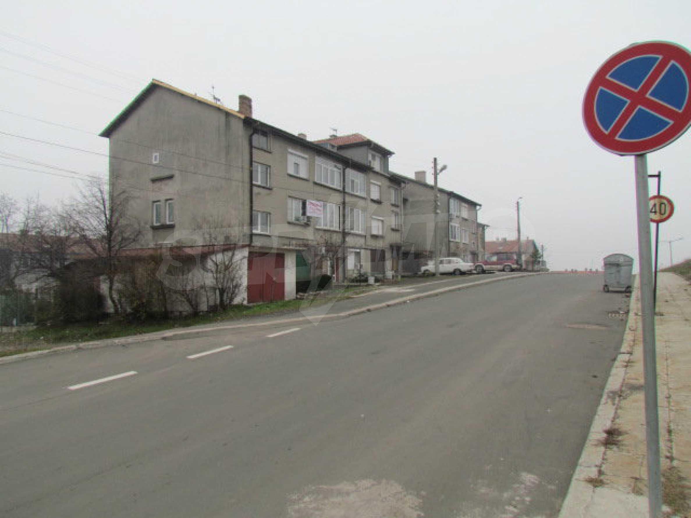 Zweistöckiges Stadthaus in der Nähe des Meeres 40