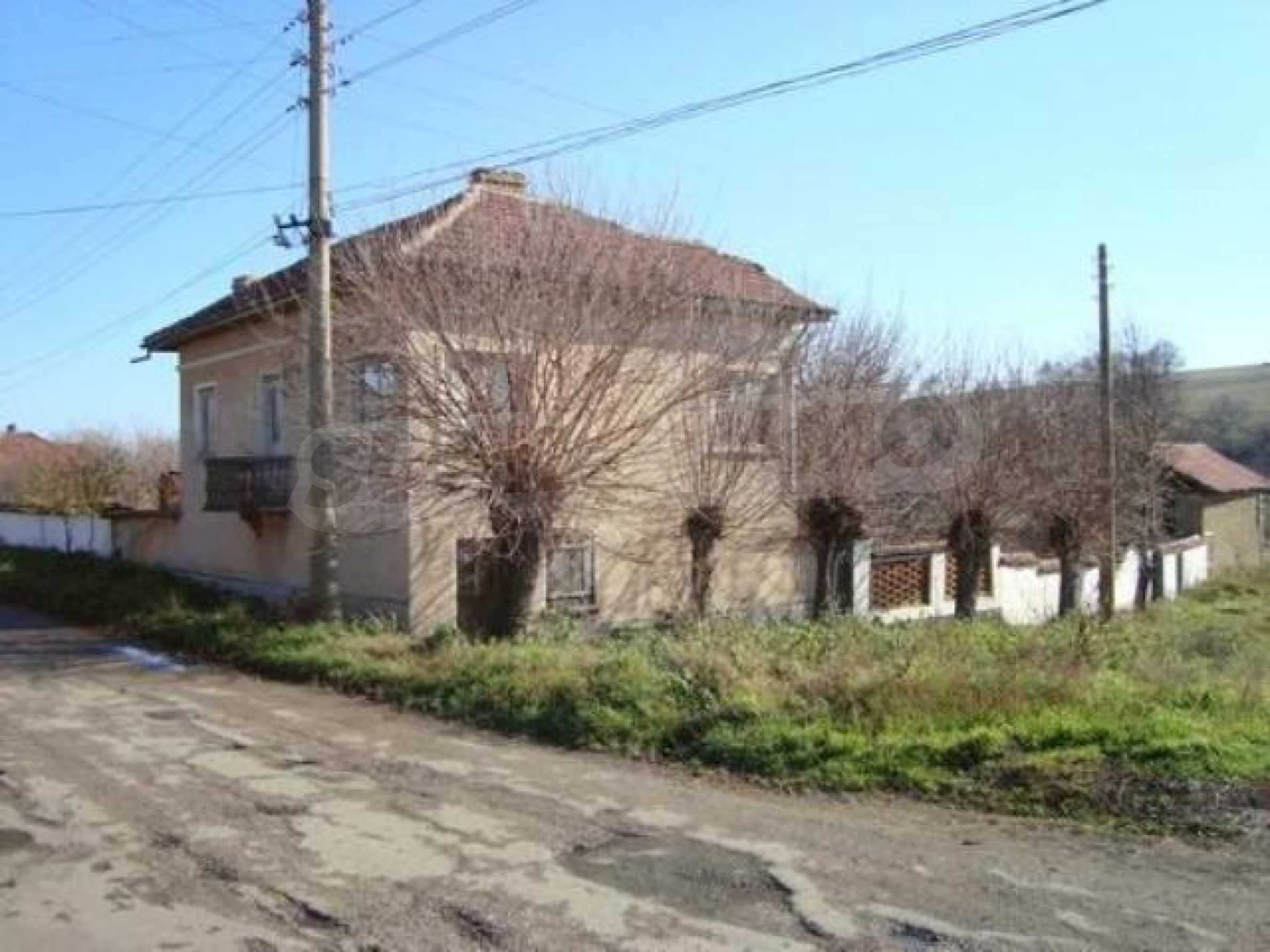 House in the Village of Slomer 9