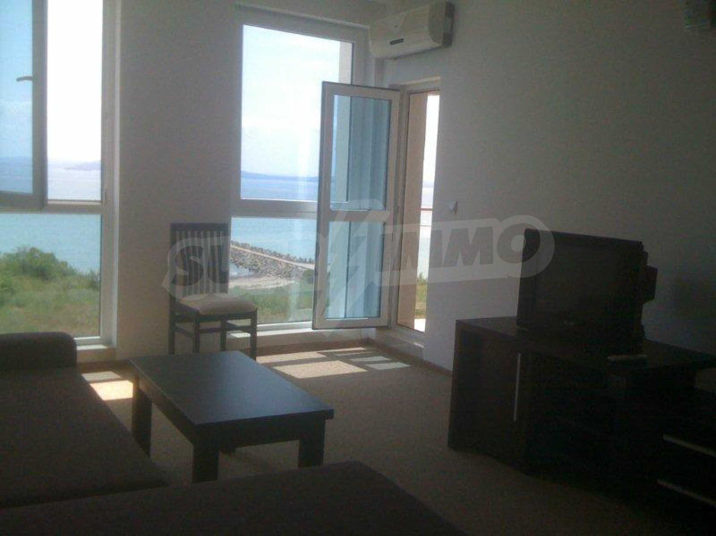 Fully furnished studio on the sea 11