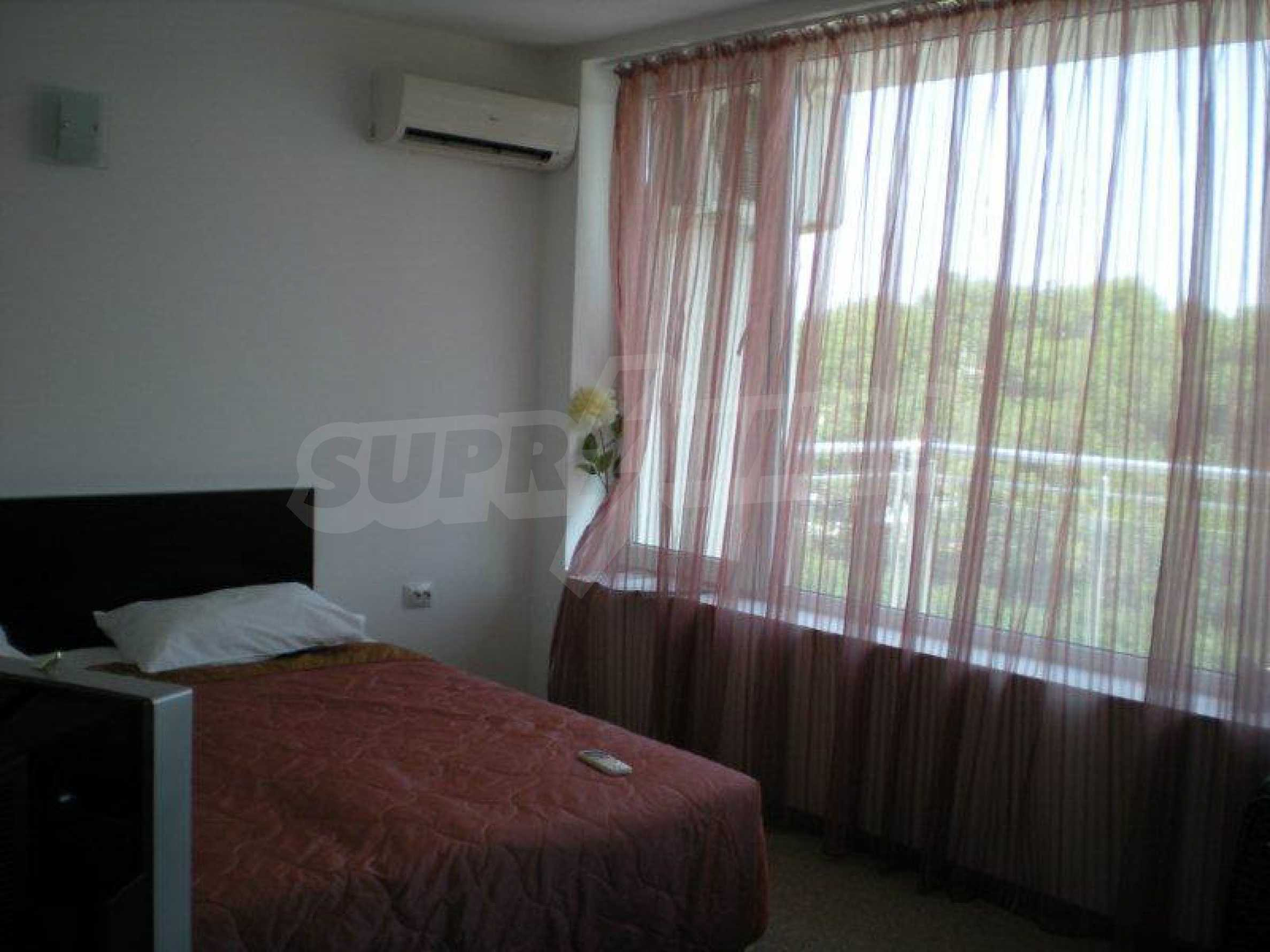 Fully furnished studio on the sea 13
