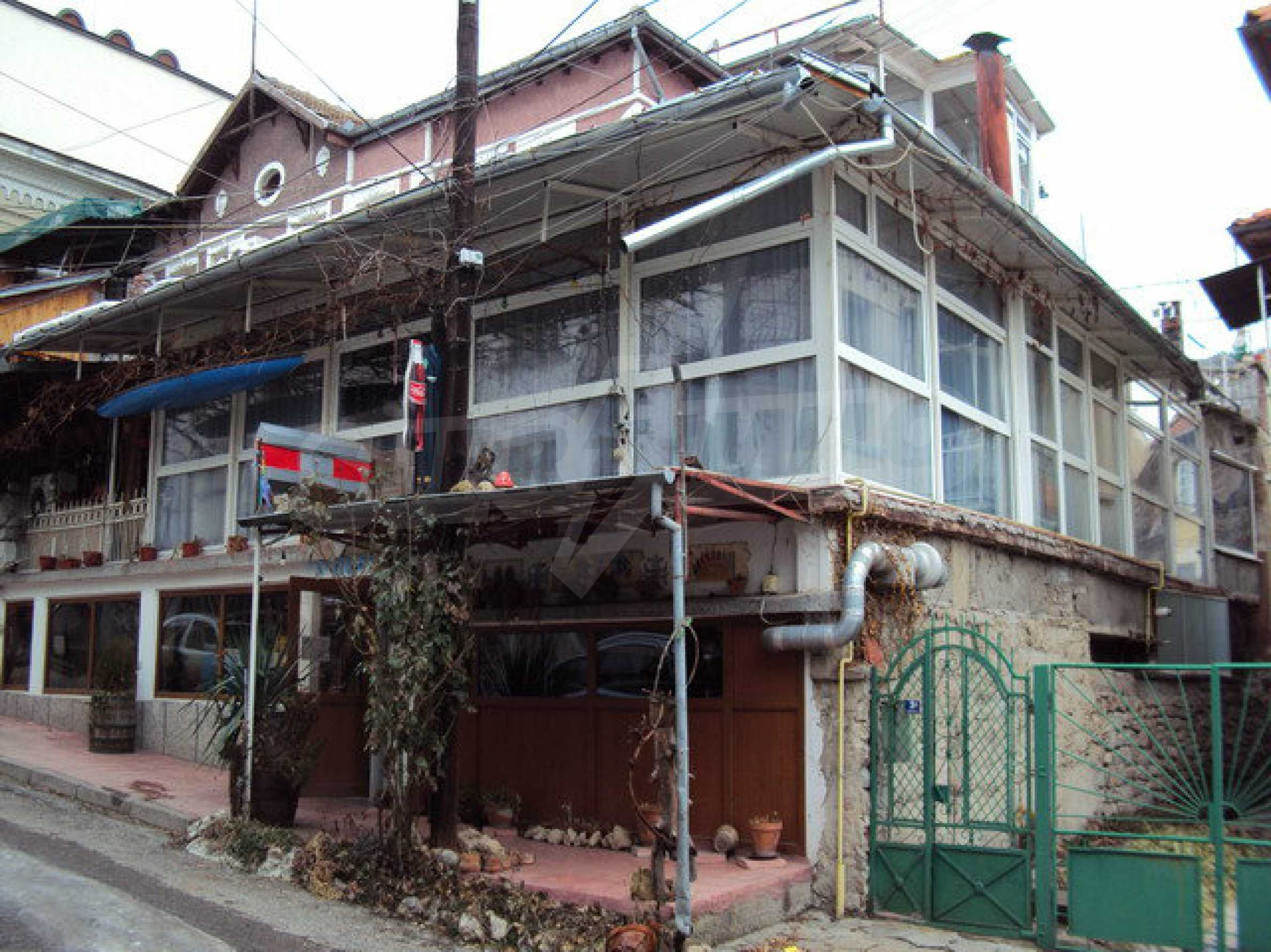 Three-storey house in the center of the old capital - Veliko Tarnovo