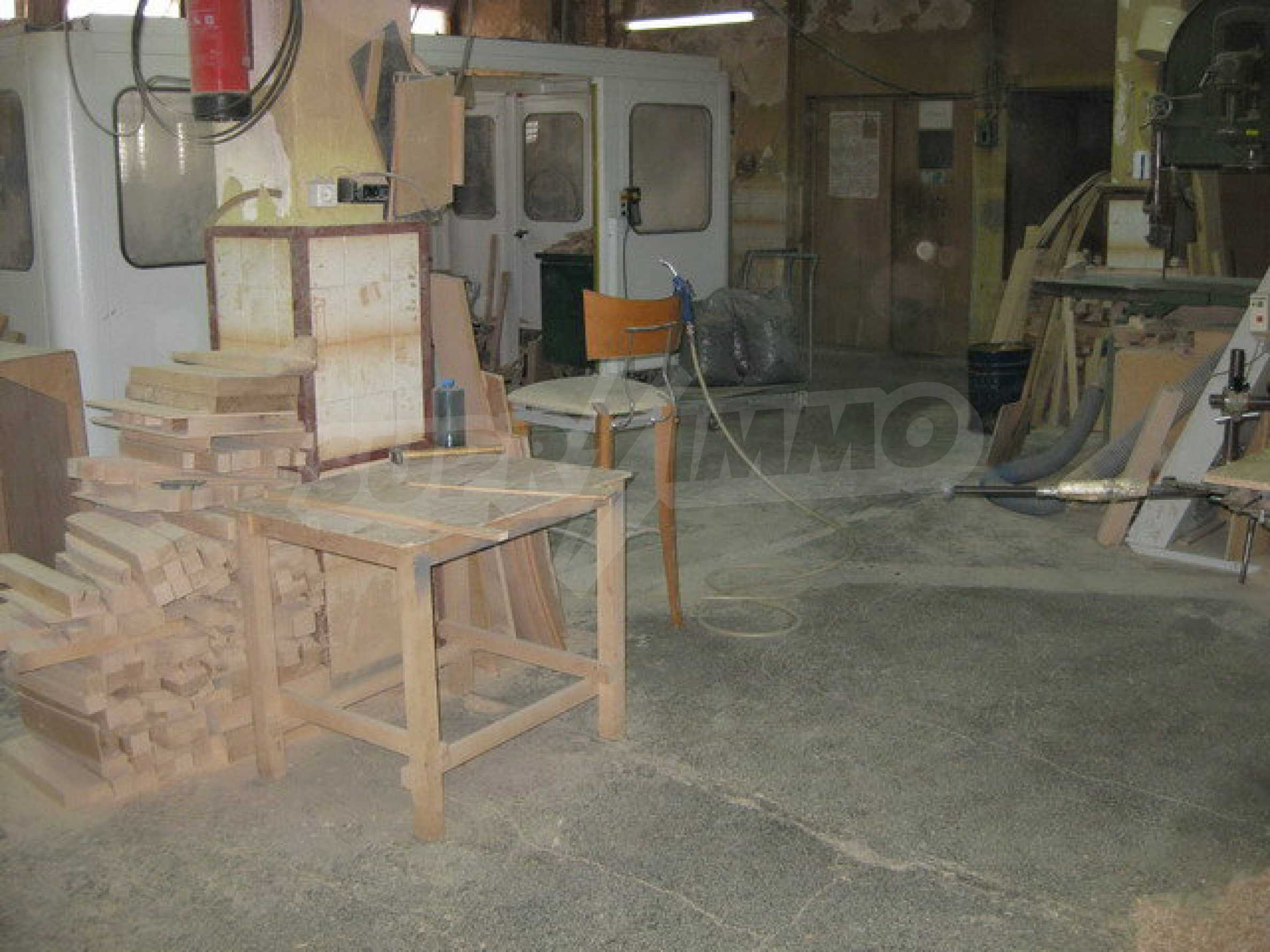 Factory for production of furniture in Gabrovo 10