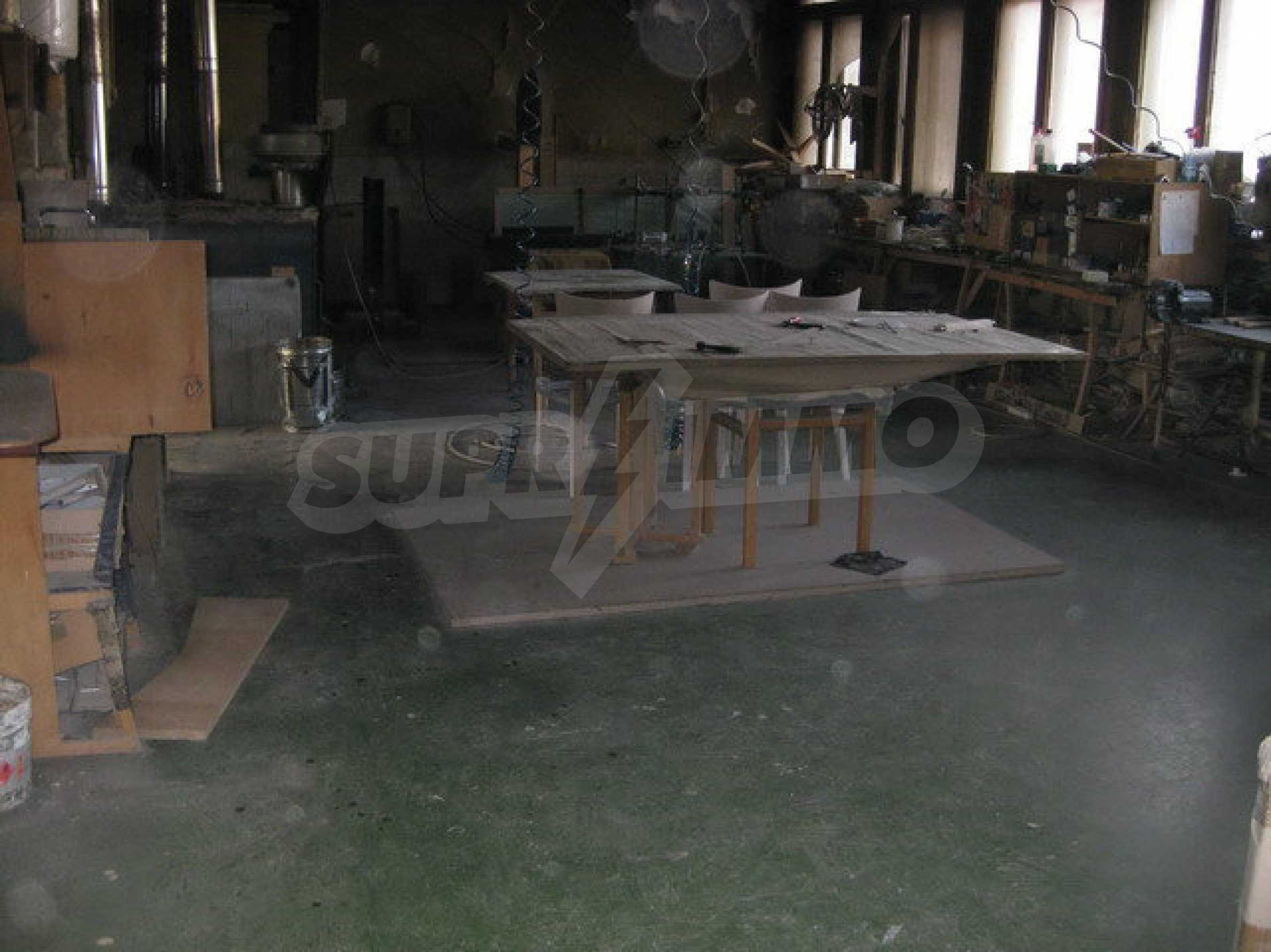 Factory for production of furniture in Gabrovo 12