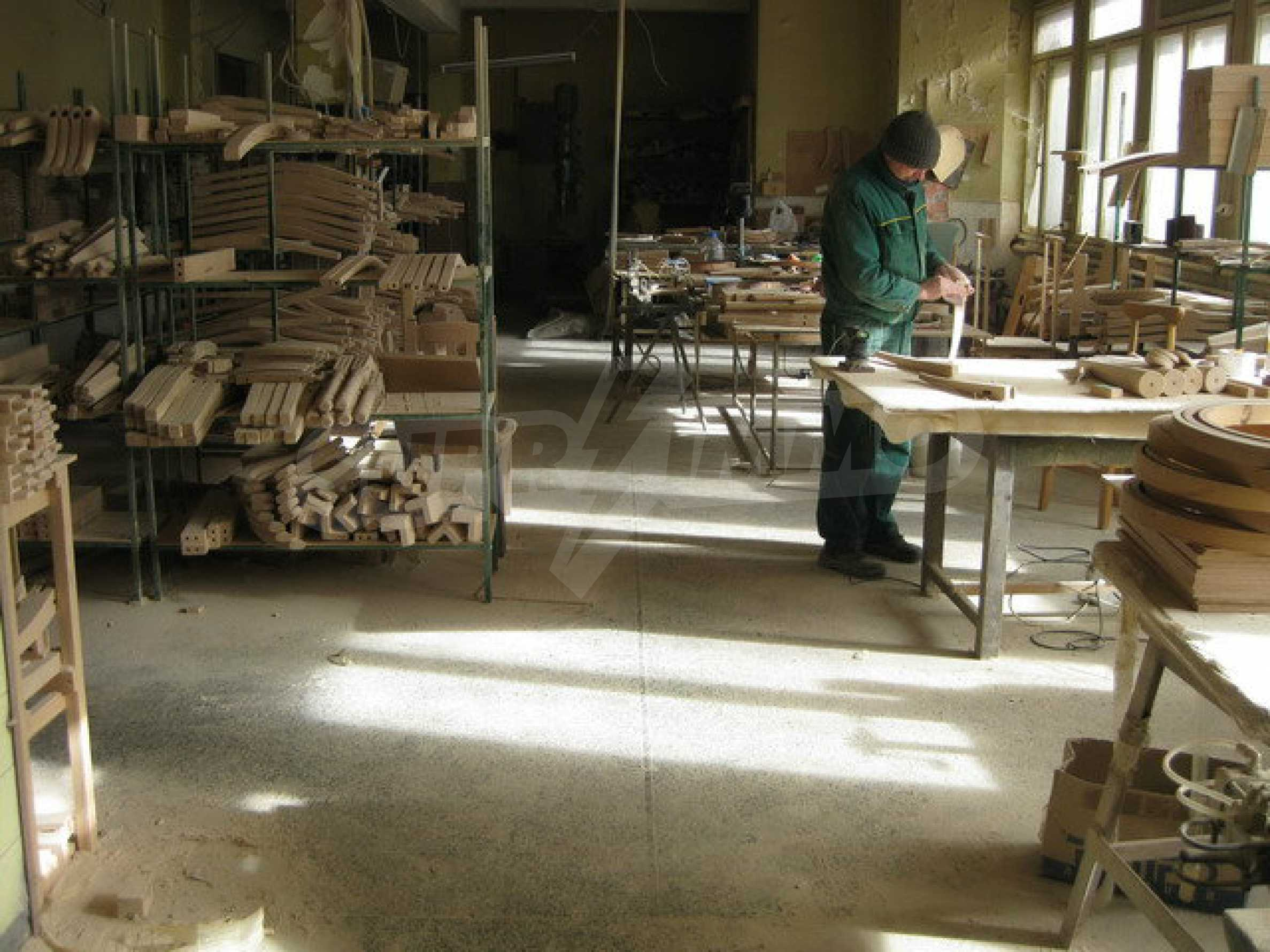 Factory for production of furniture in Gabrovo 15