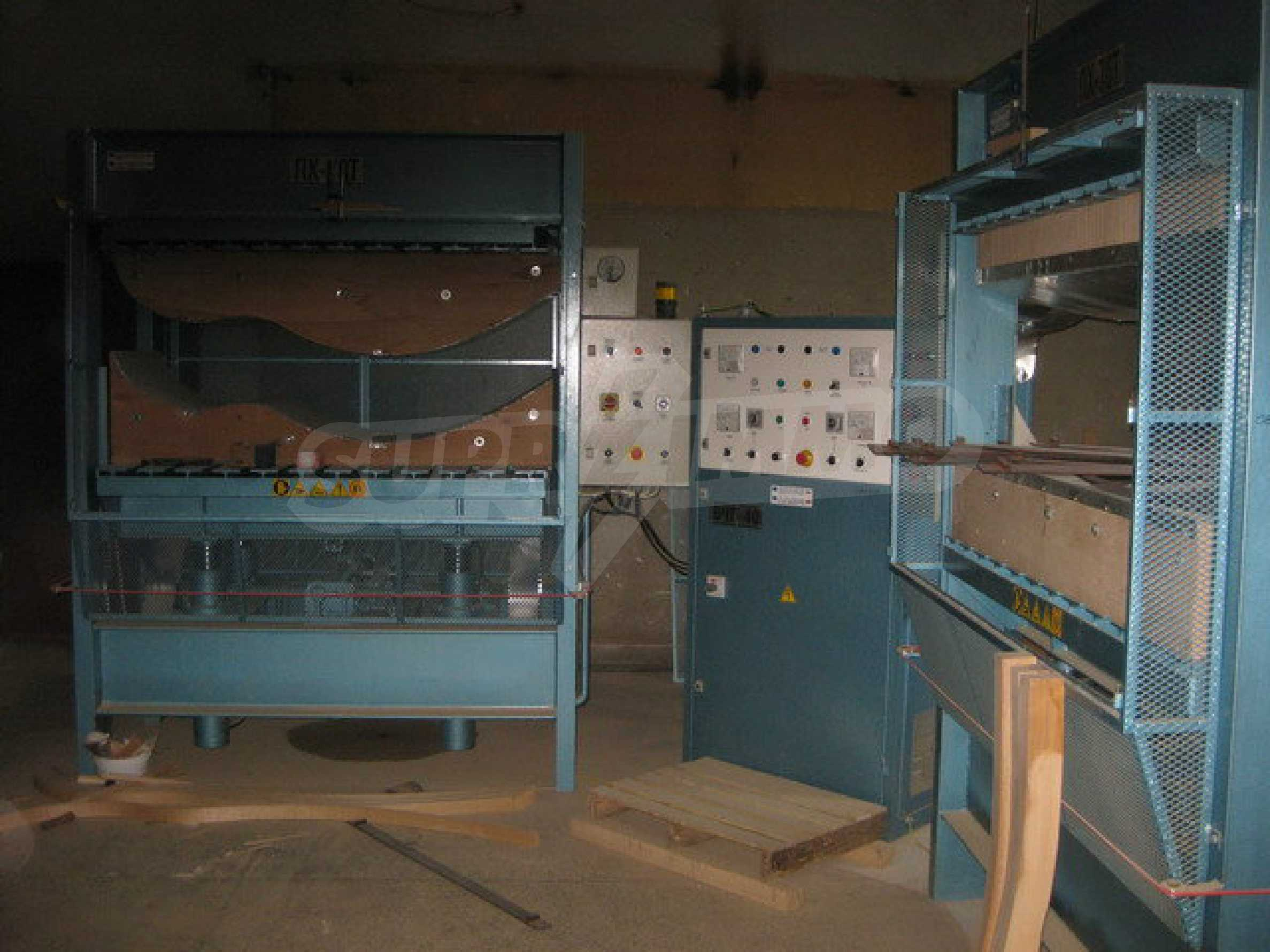Factory for production of furniture in Gabrovo 6