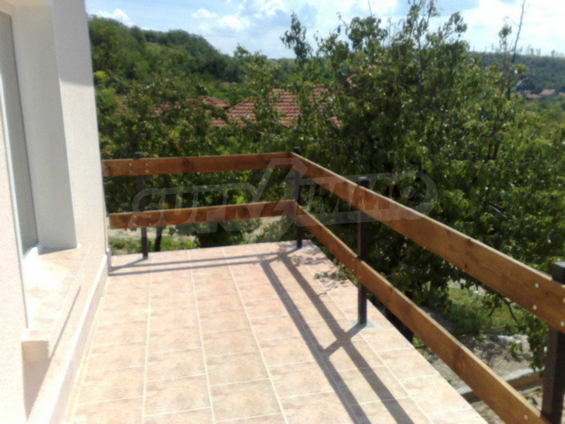 Fully renovated house with large garden and views of the Danube 14