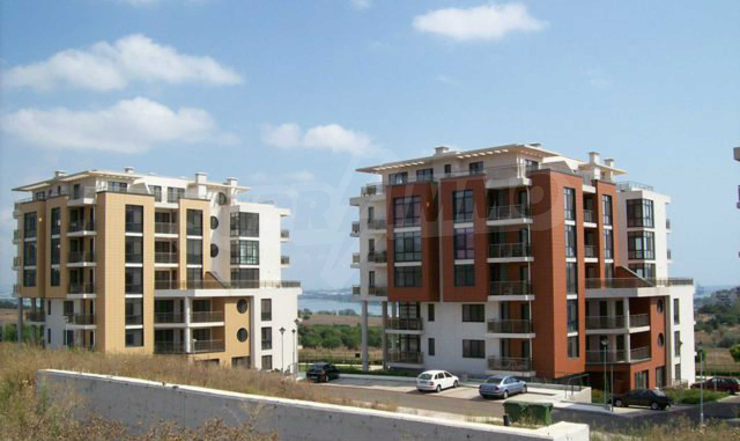 Sunny Hill - luxury residential complex in Burgas