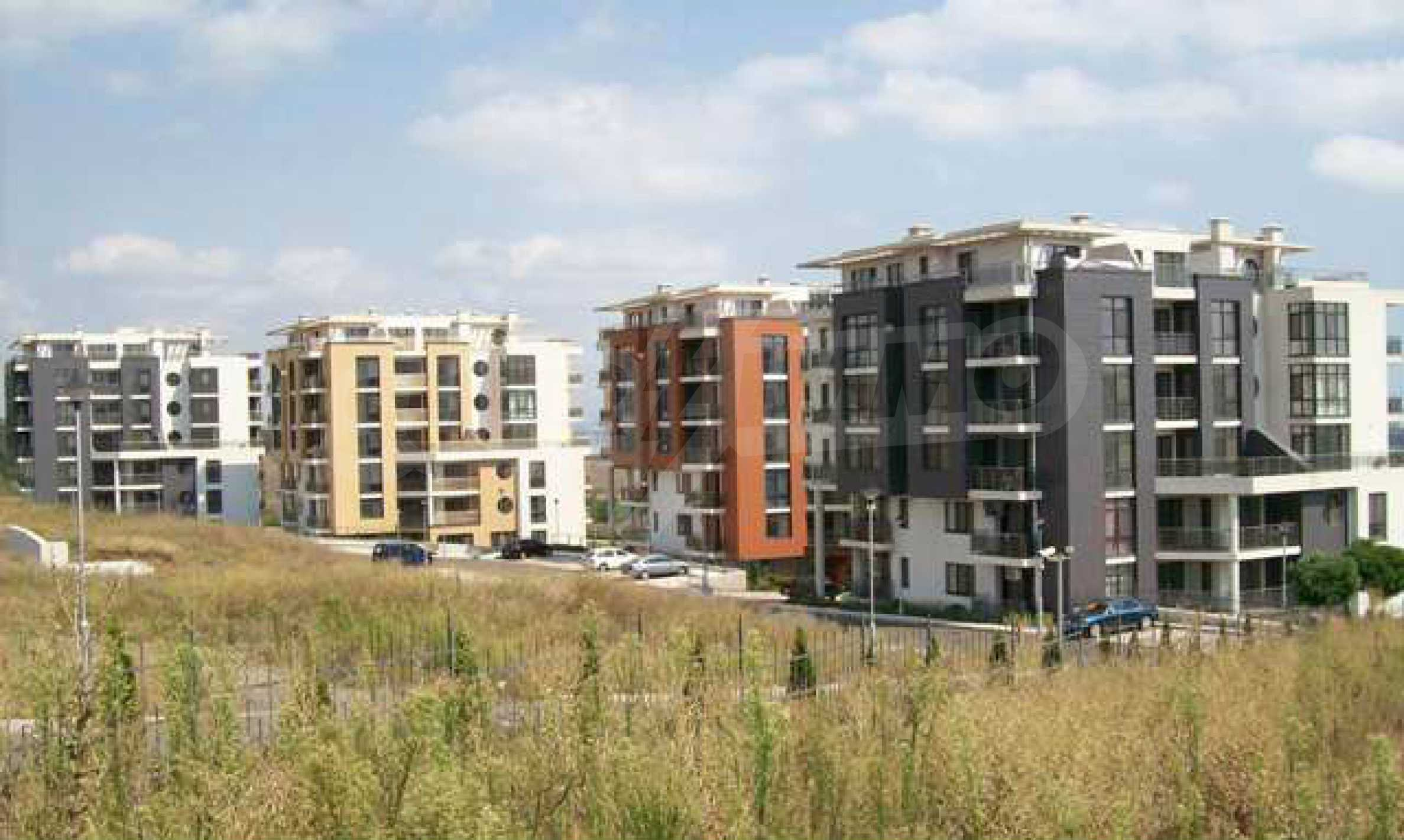 Sunny Hill - luxury residential complex in Burgas 9