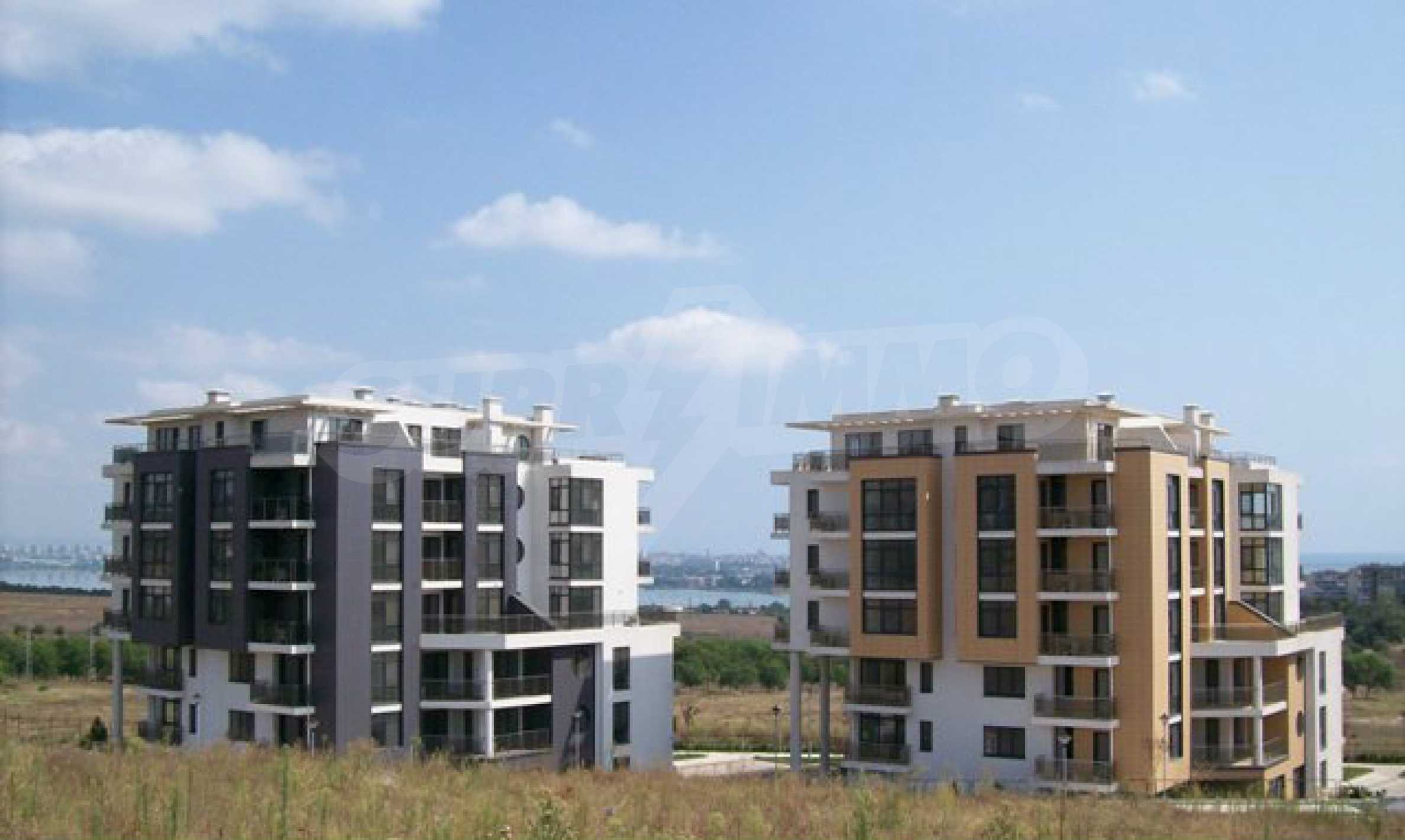 Sunny Hill - luxury residential complex in Burgas 1