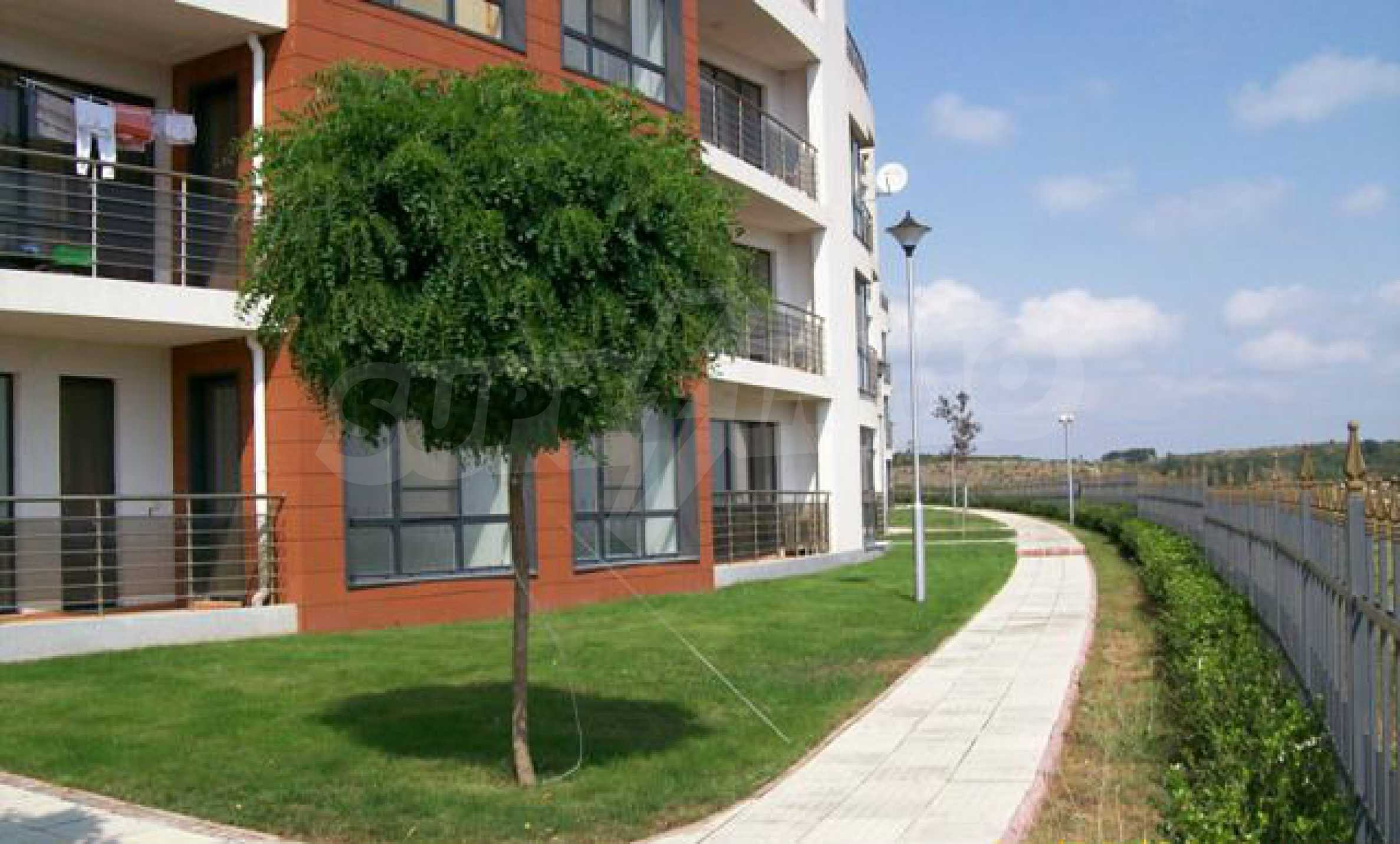 Sunny Hill - luxury residential complex in Burgas 3