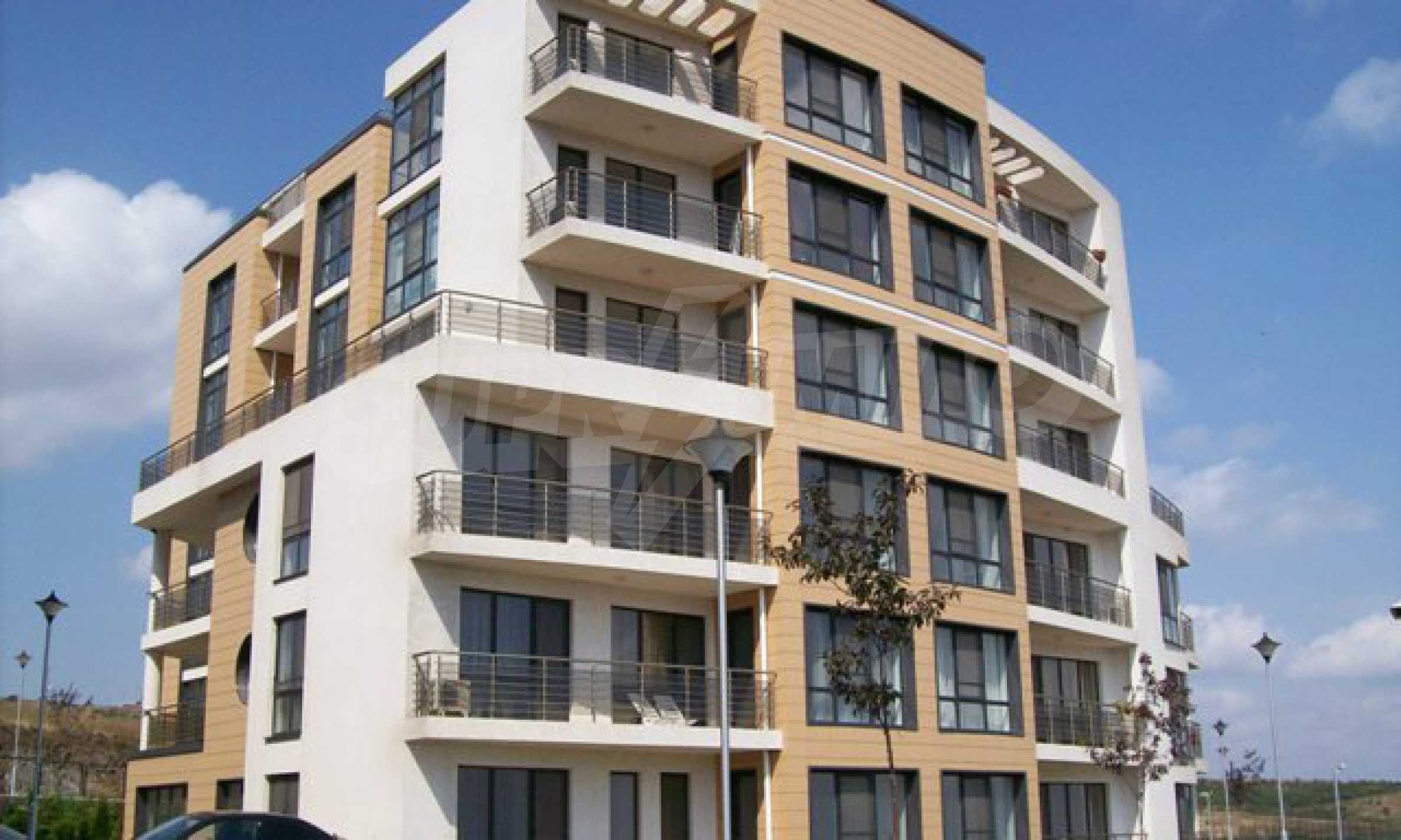 Sunny Hill - luxury residential complex in Burgas 5