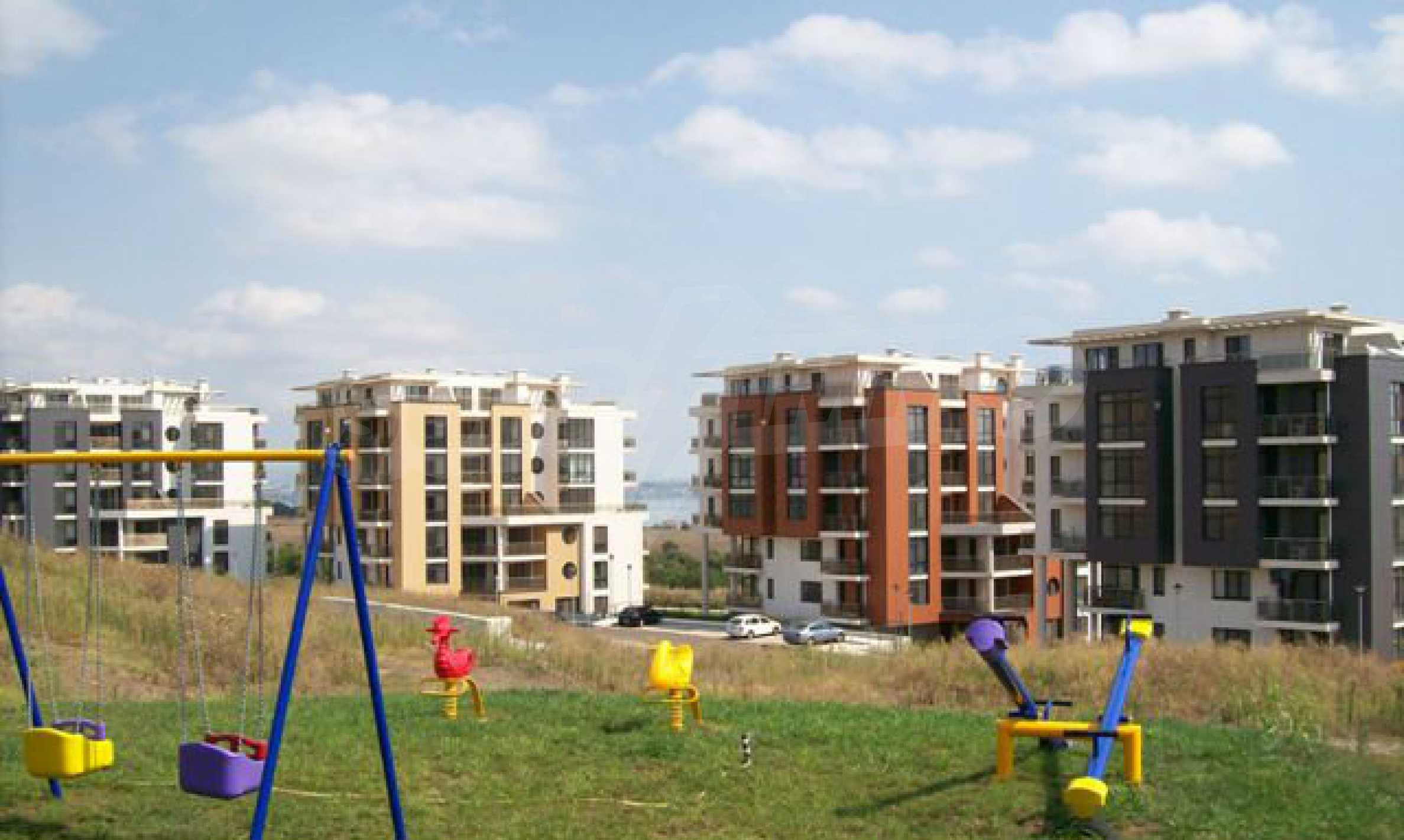 Sunny Hill - luxury residential complex in Burgas 8