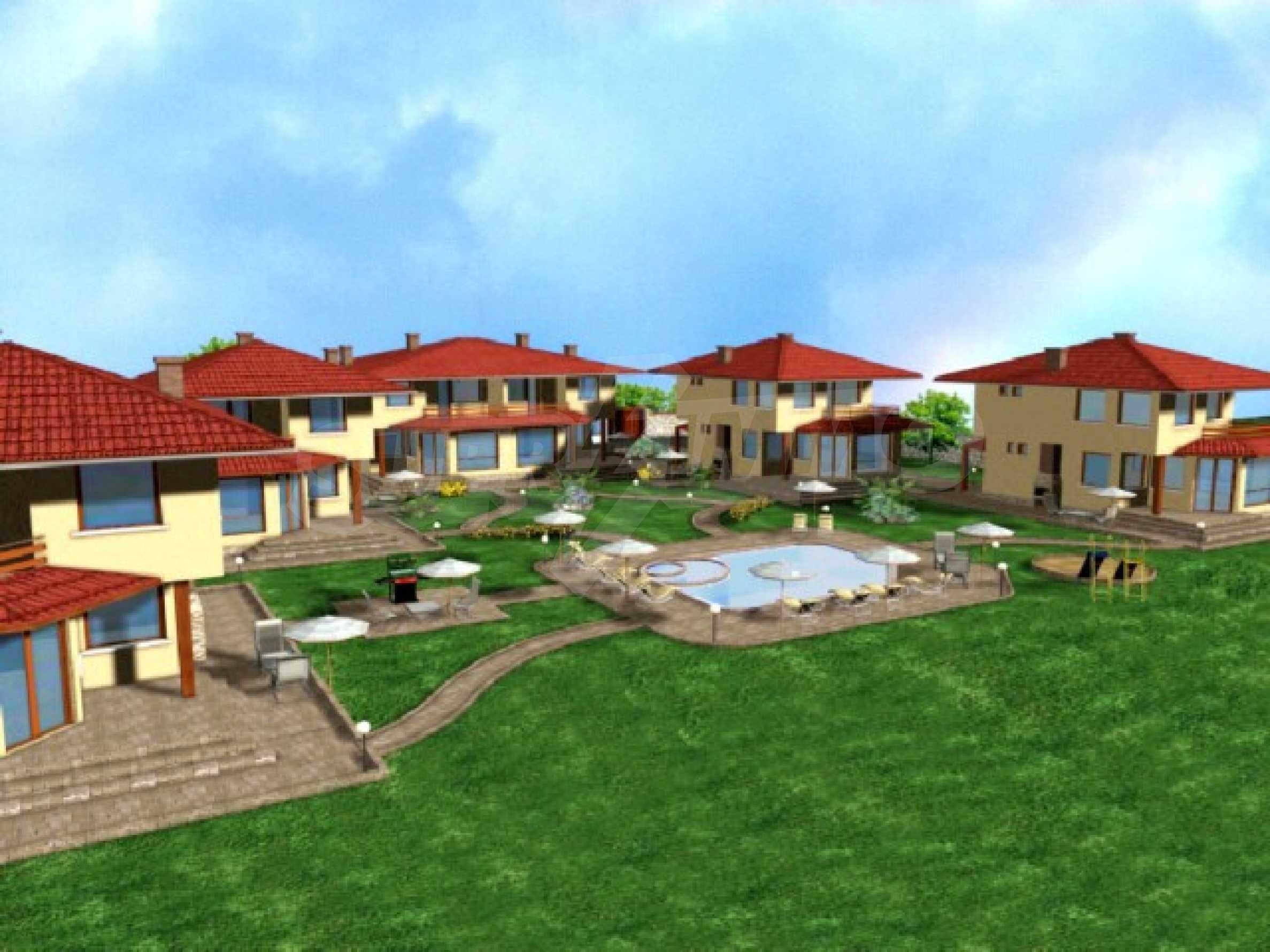 Grundstück in erster Linie in Topola 9