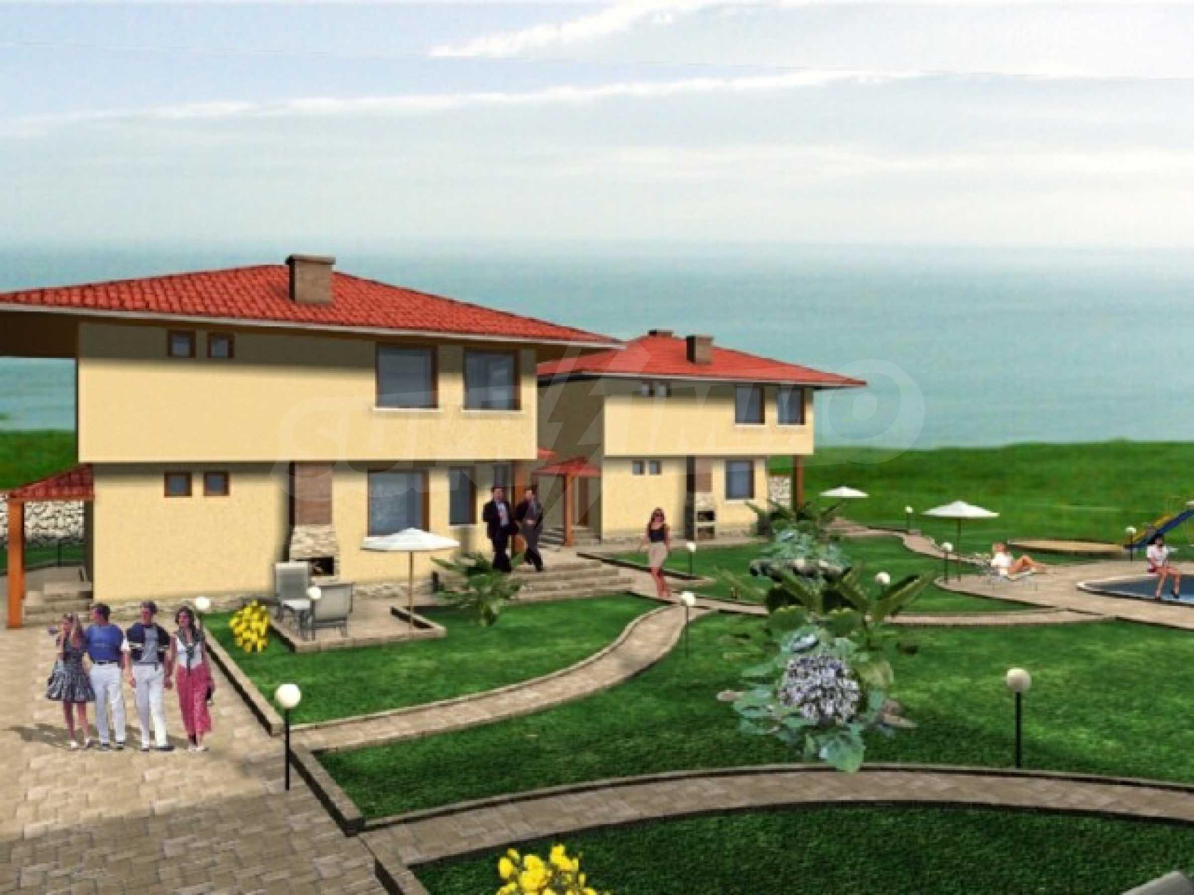 Grundstück in erster Linie in Topola 6