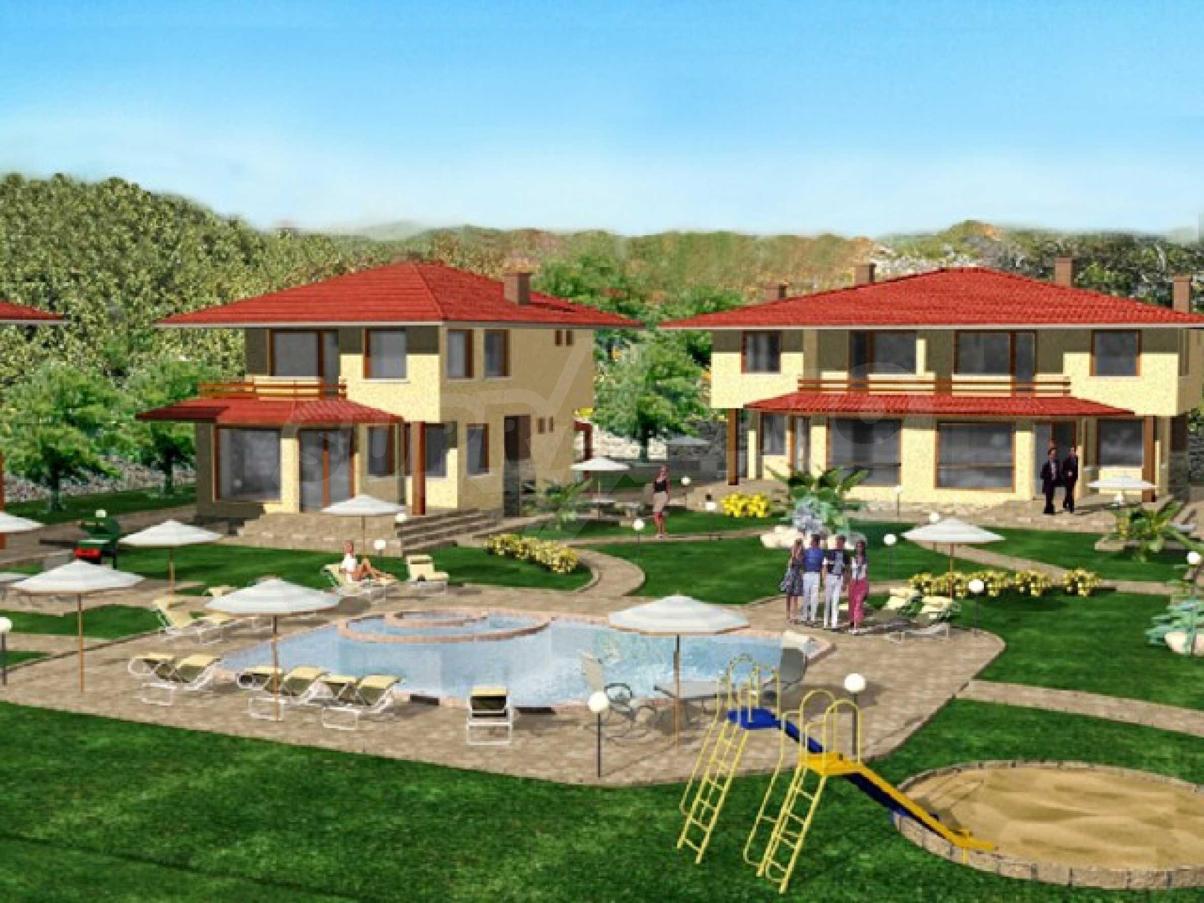 Grundstück in erster Linie in Topola 8