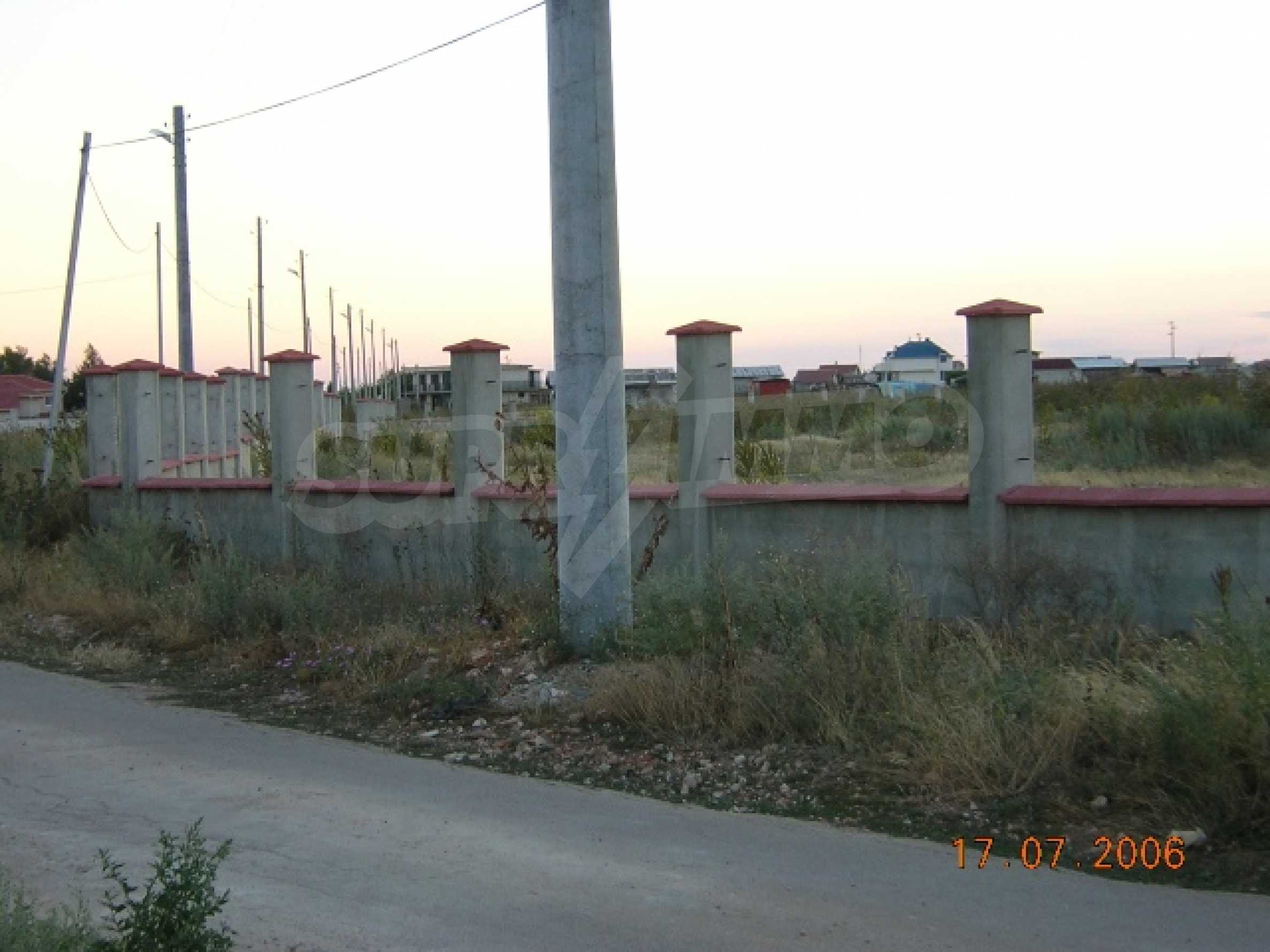 Four plots near the Sea in Sokolovo 1