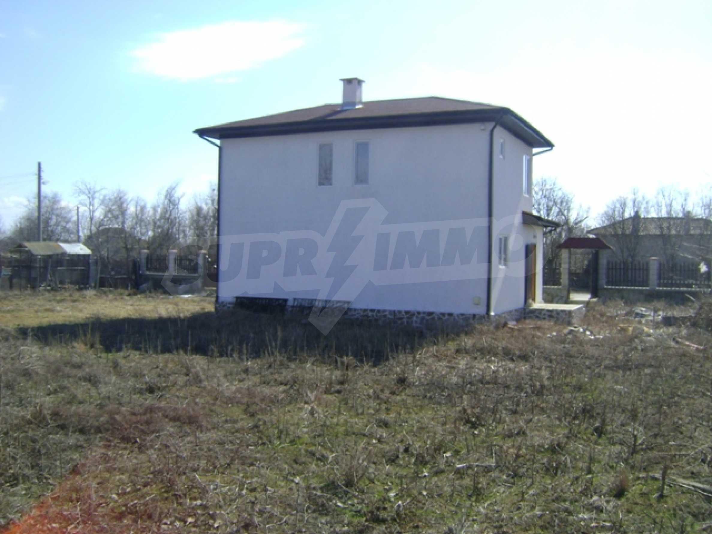 Newly built house in Vetrino 22