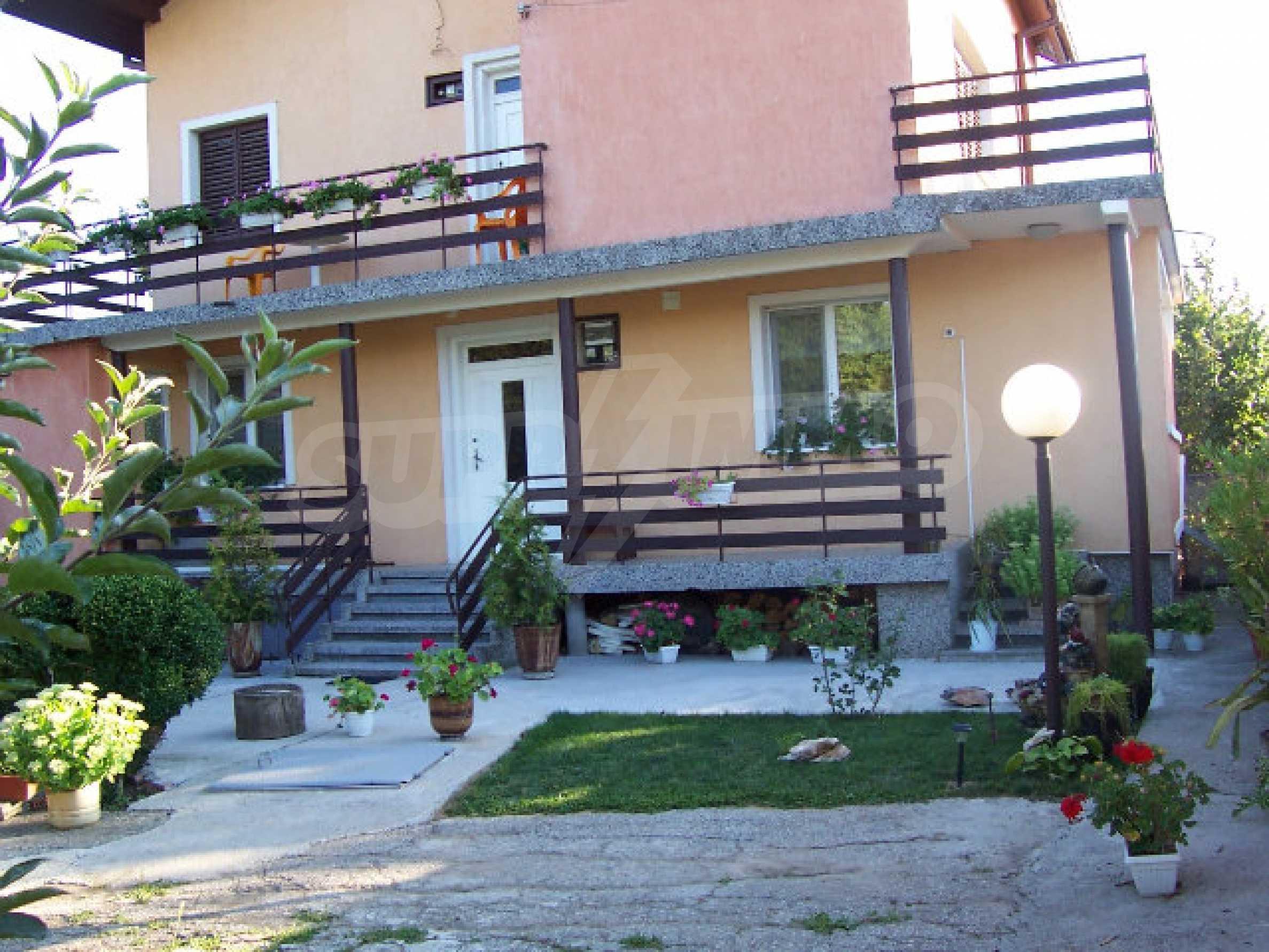 Zweistöckiges Haus in der Nähe von Vidin 21
