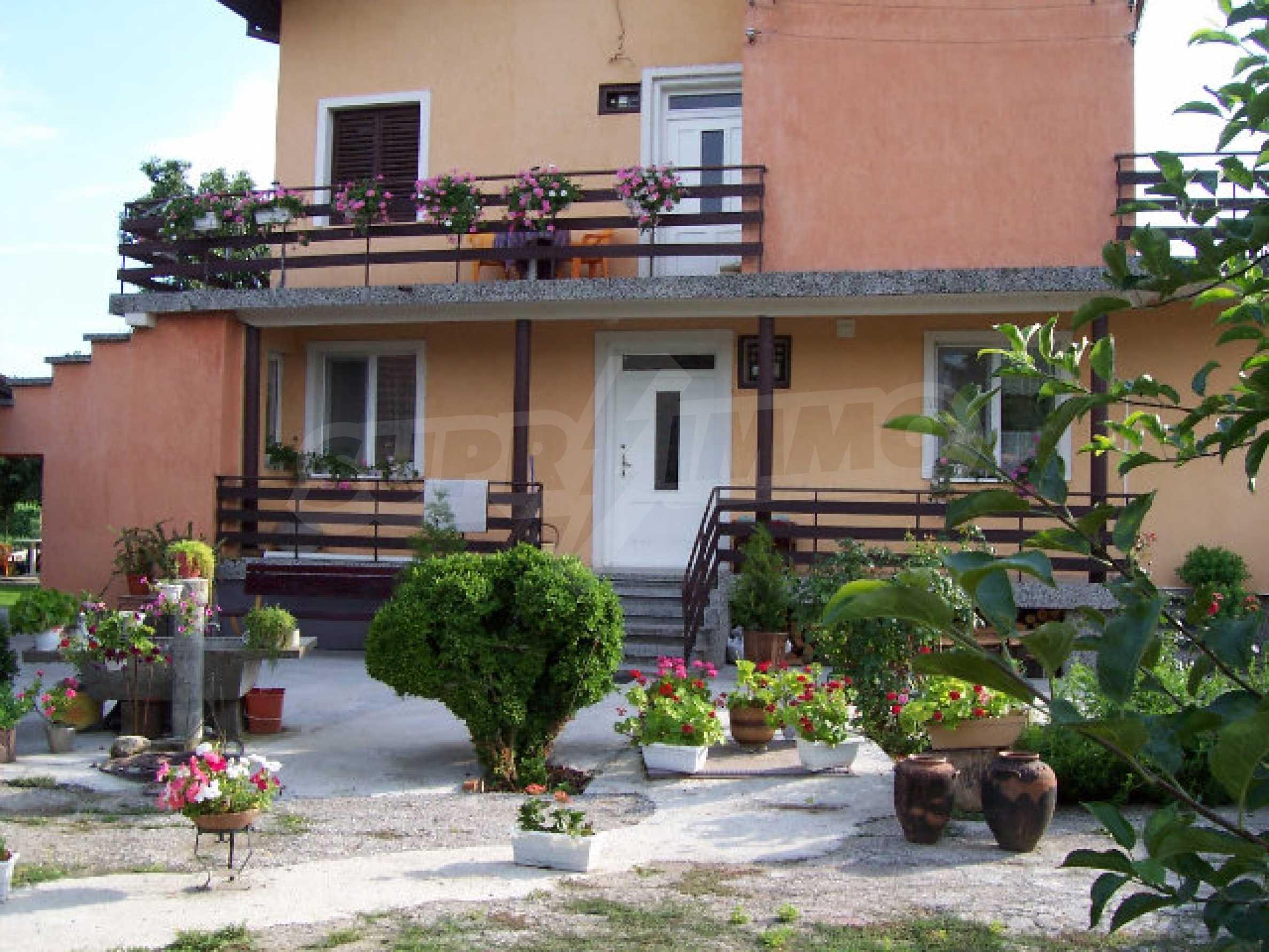 Zweistöckiges Haus in der Nähe von Vidin 30