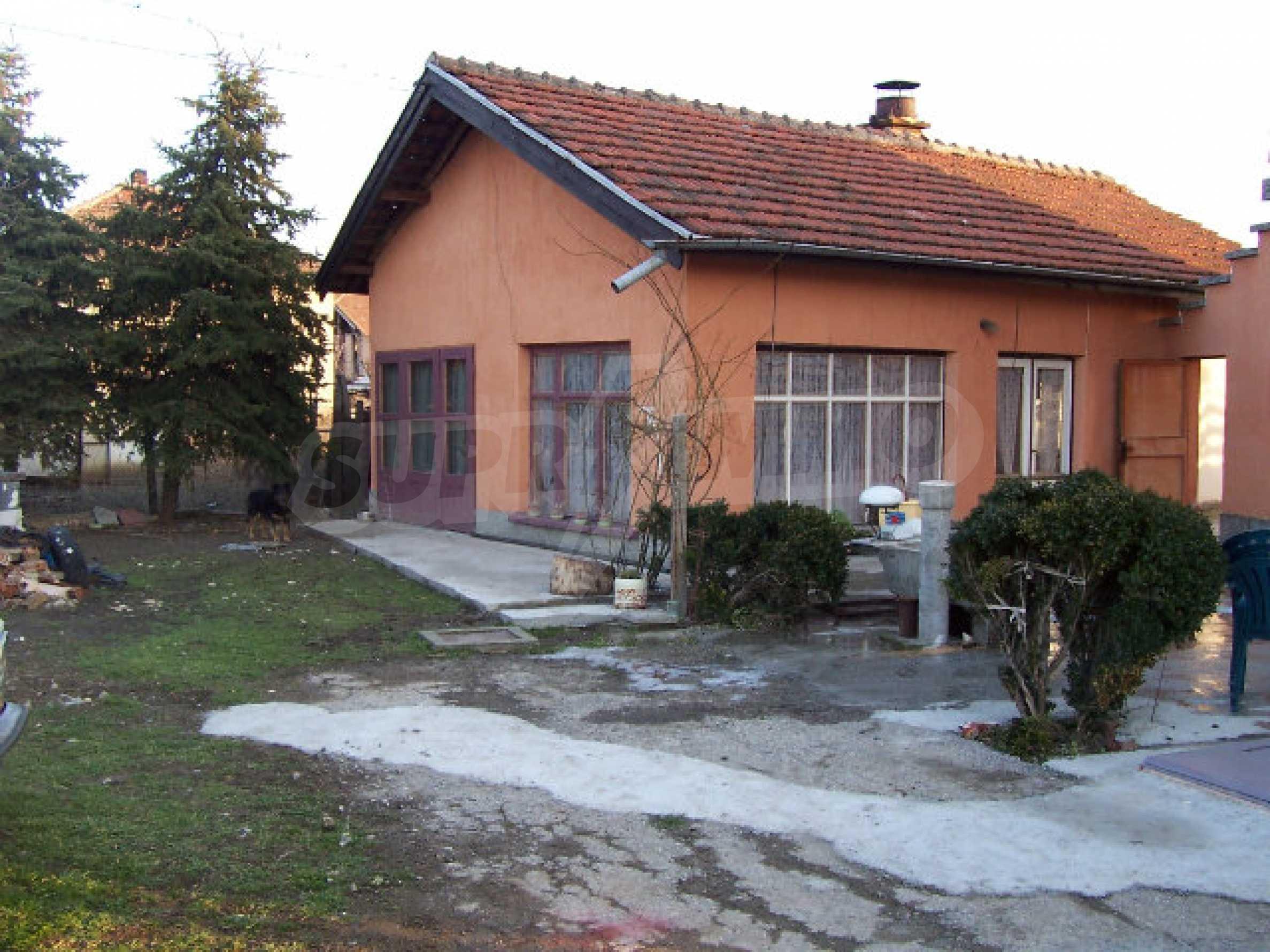 Zweistöckiges Haus in der Nähe von Vidin 3