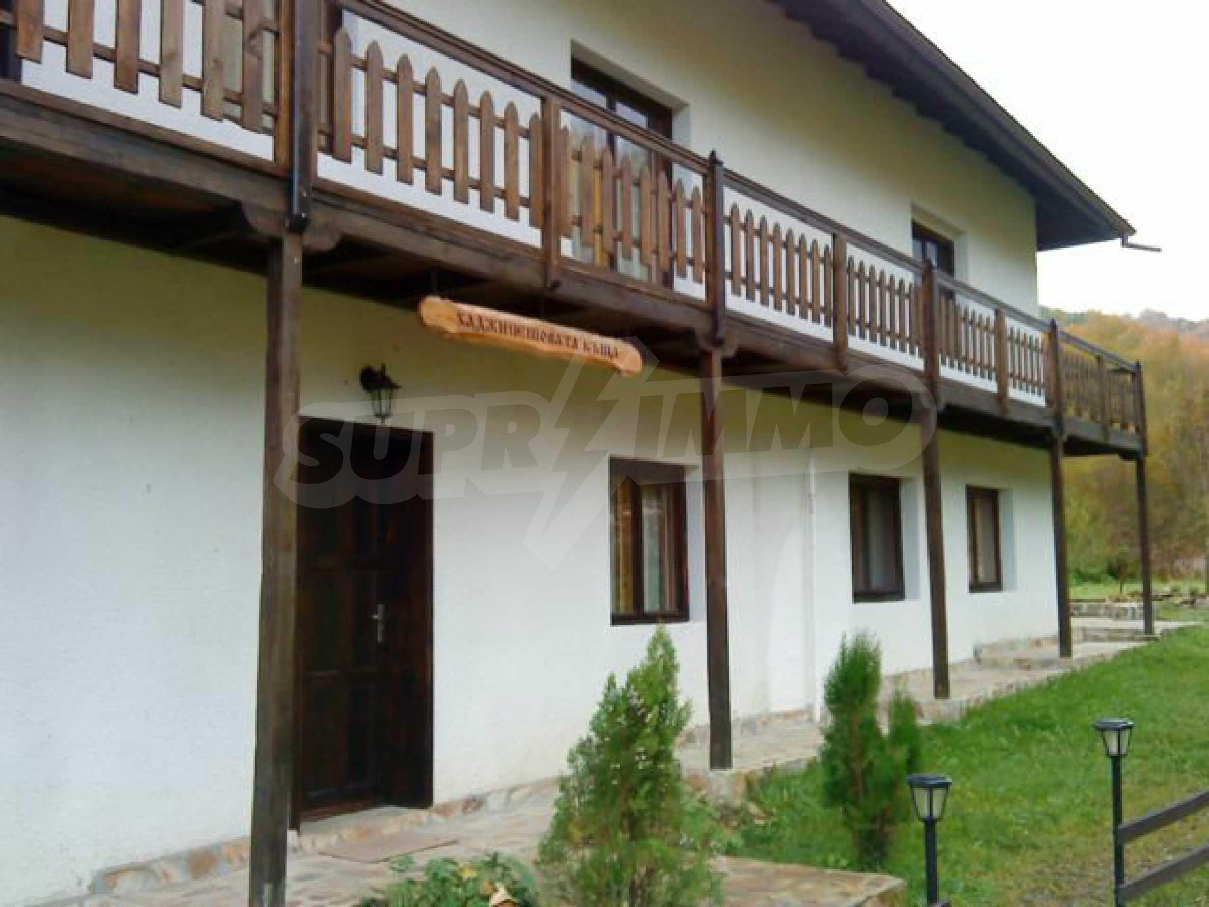 Geräumiges, voll möbliertes und ausgestattetes zweistöckiges Haus in Ribaritsa 14