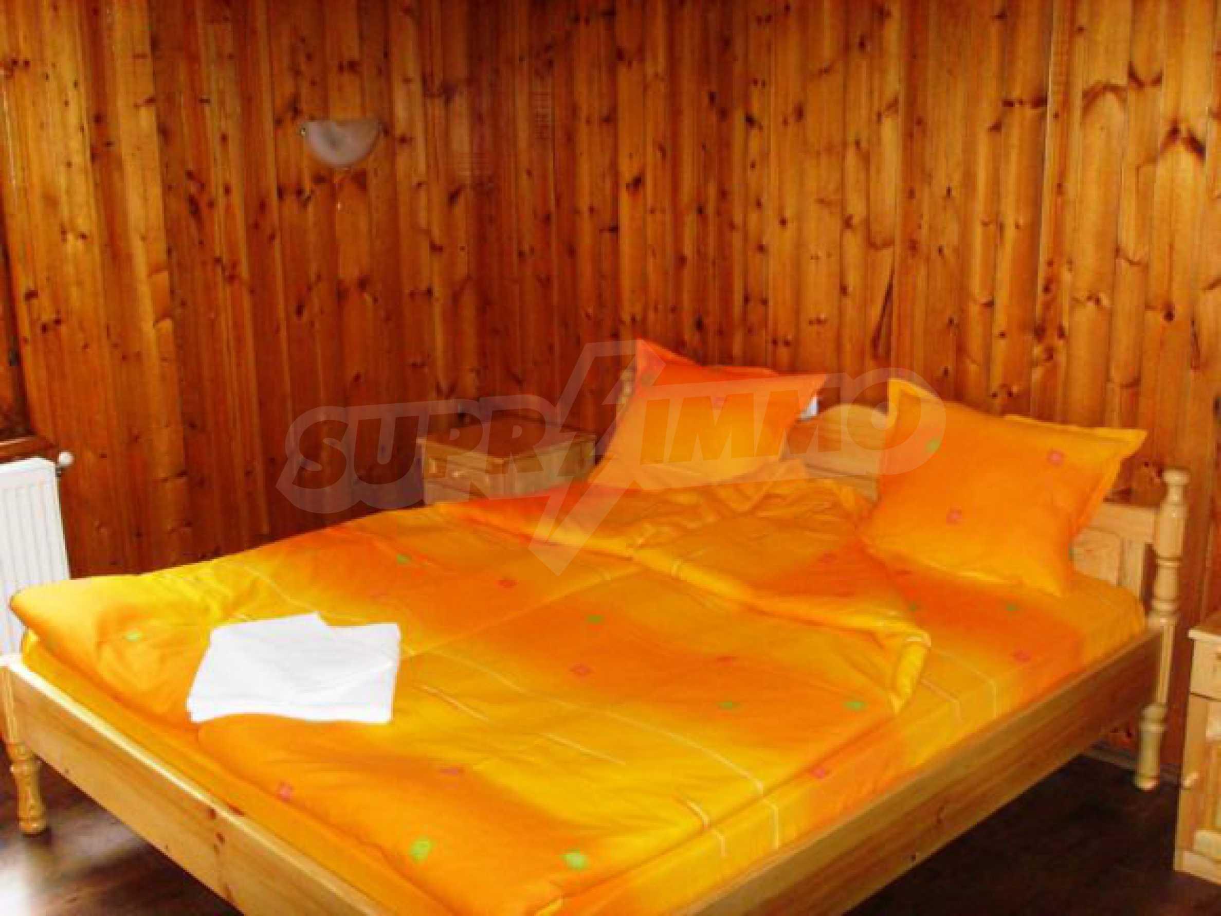 Geräumiges, voll möbliertes und ausgestattetes zweistöckiges Haus in Ribaritsa 15