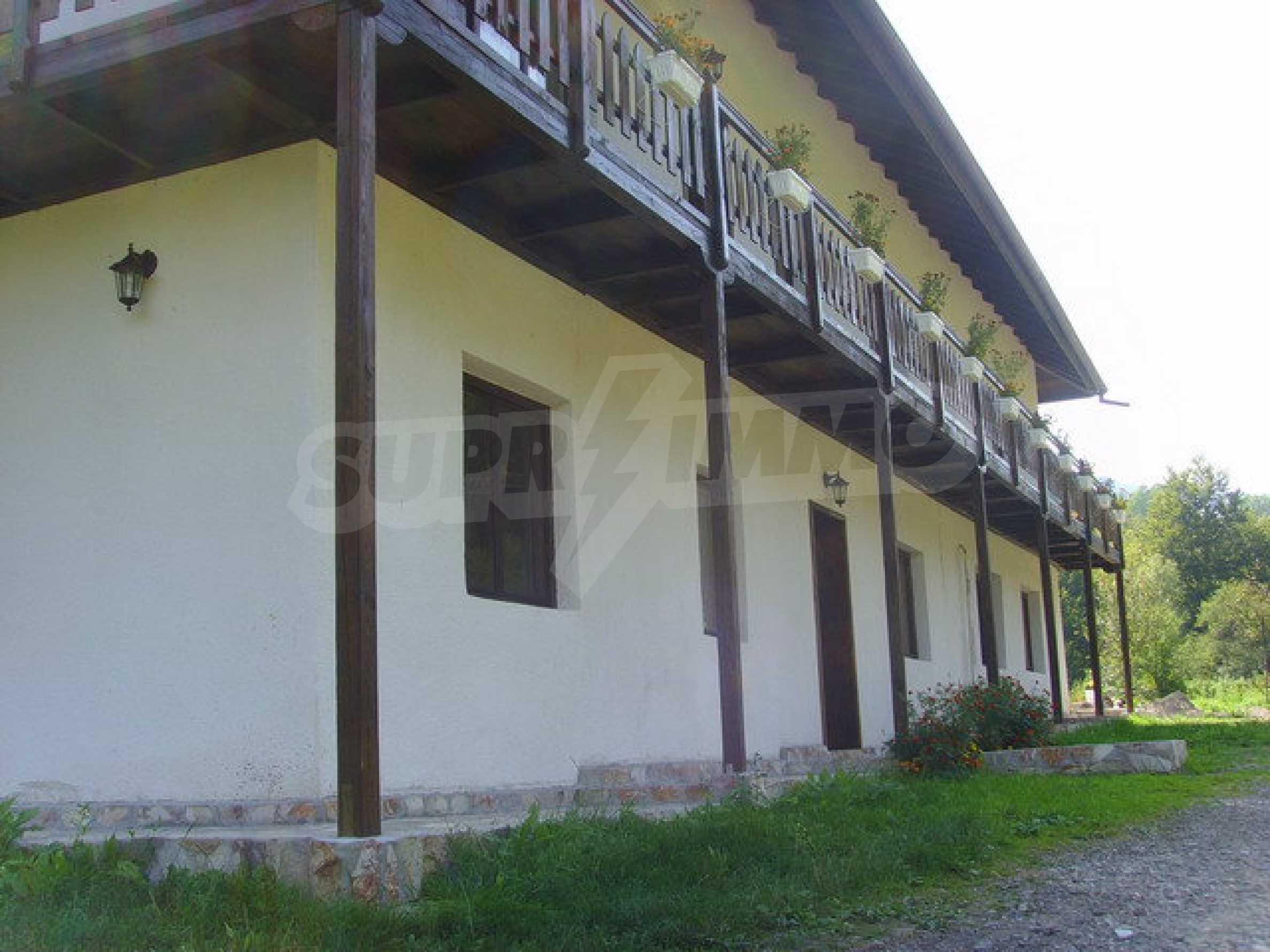 Geräumiges, voll möbliertes und ausgestattetes zweistöckiges Haus in Ribaritsa 1