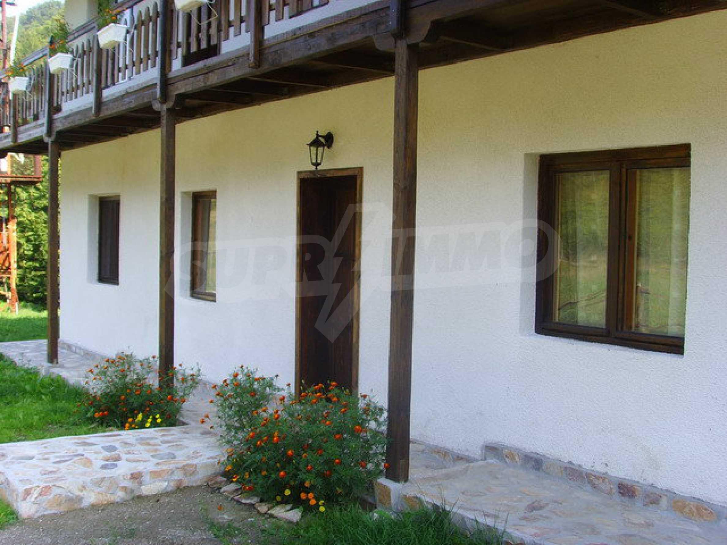 Geräumiges, voll möbliertes und ausgestattetes zweistöckiges Haus in Ribaritsa 39