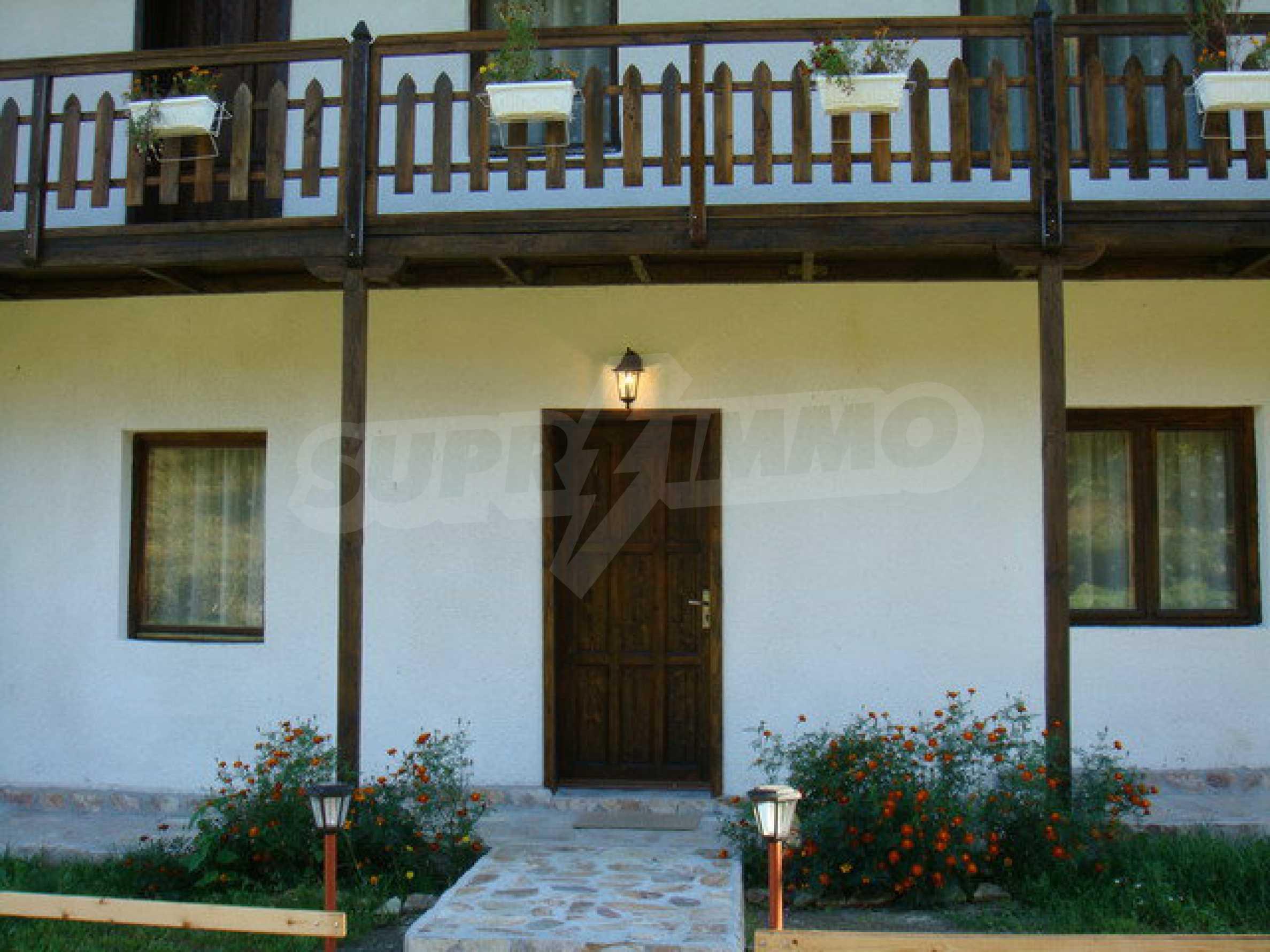 Geräumiges, voll möbliertes und ausgestattetes zweistöckiges Haus in Ribaritsa 40