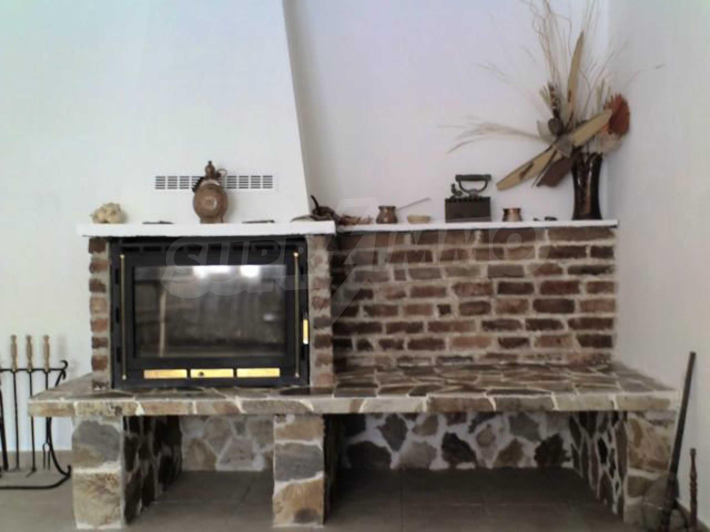 Geräumiges, voll möbliertes und ausgestattetes zweistöckiges Haus in Ribaritsa 41