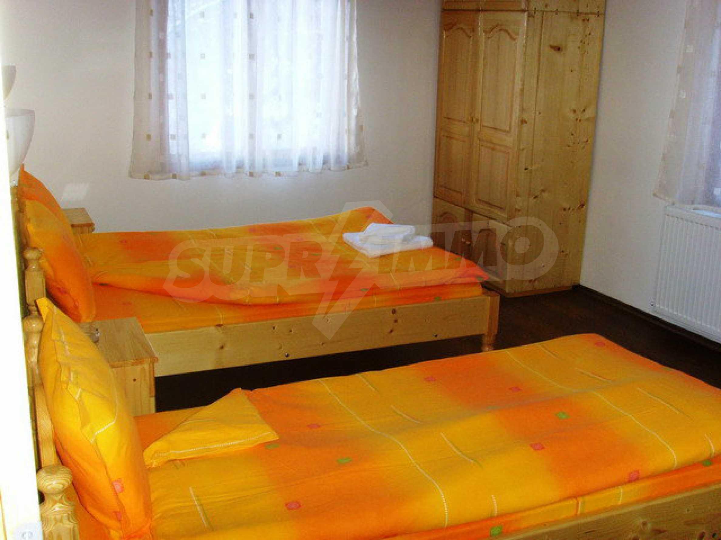 Geräumiges, voll möbliertes und ausgestattetes zweistöckiges Haus in Ribaritsa 44