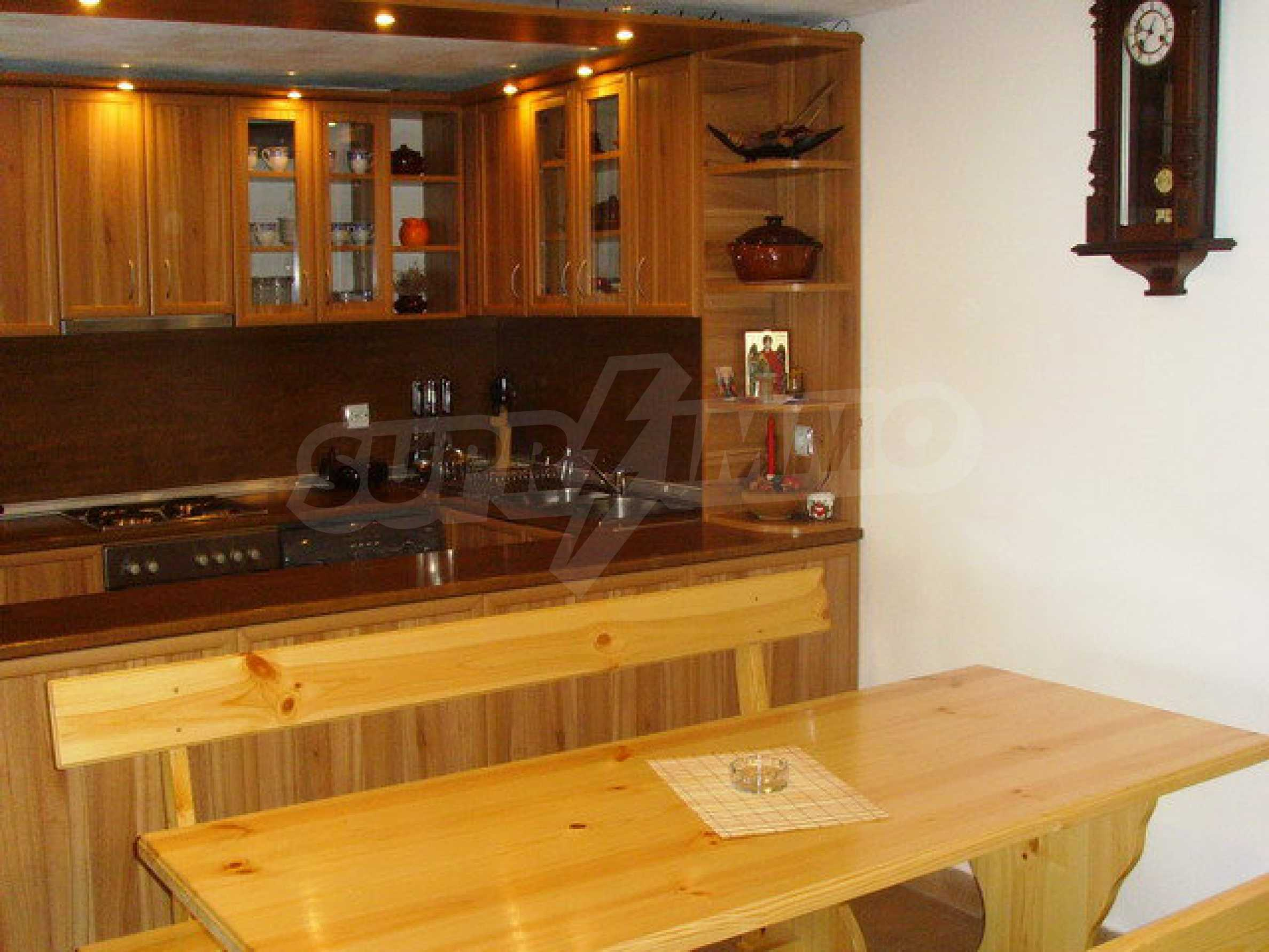Spacious, fully furnished and equipped house in Ribaritsa 51