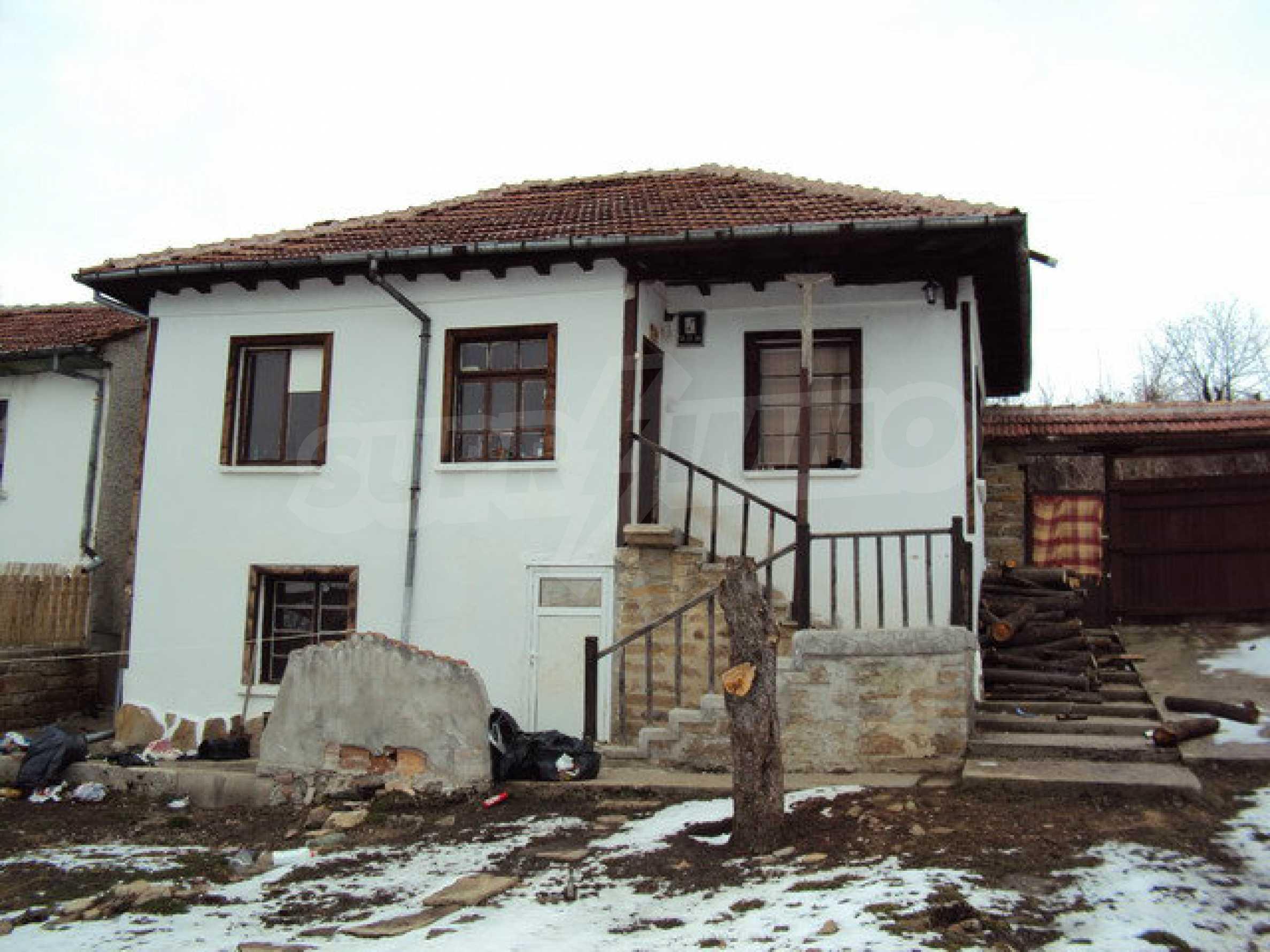 Renoviertes Landgut 35 km. von Veliko Tarnovo