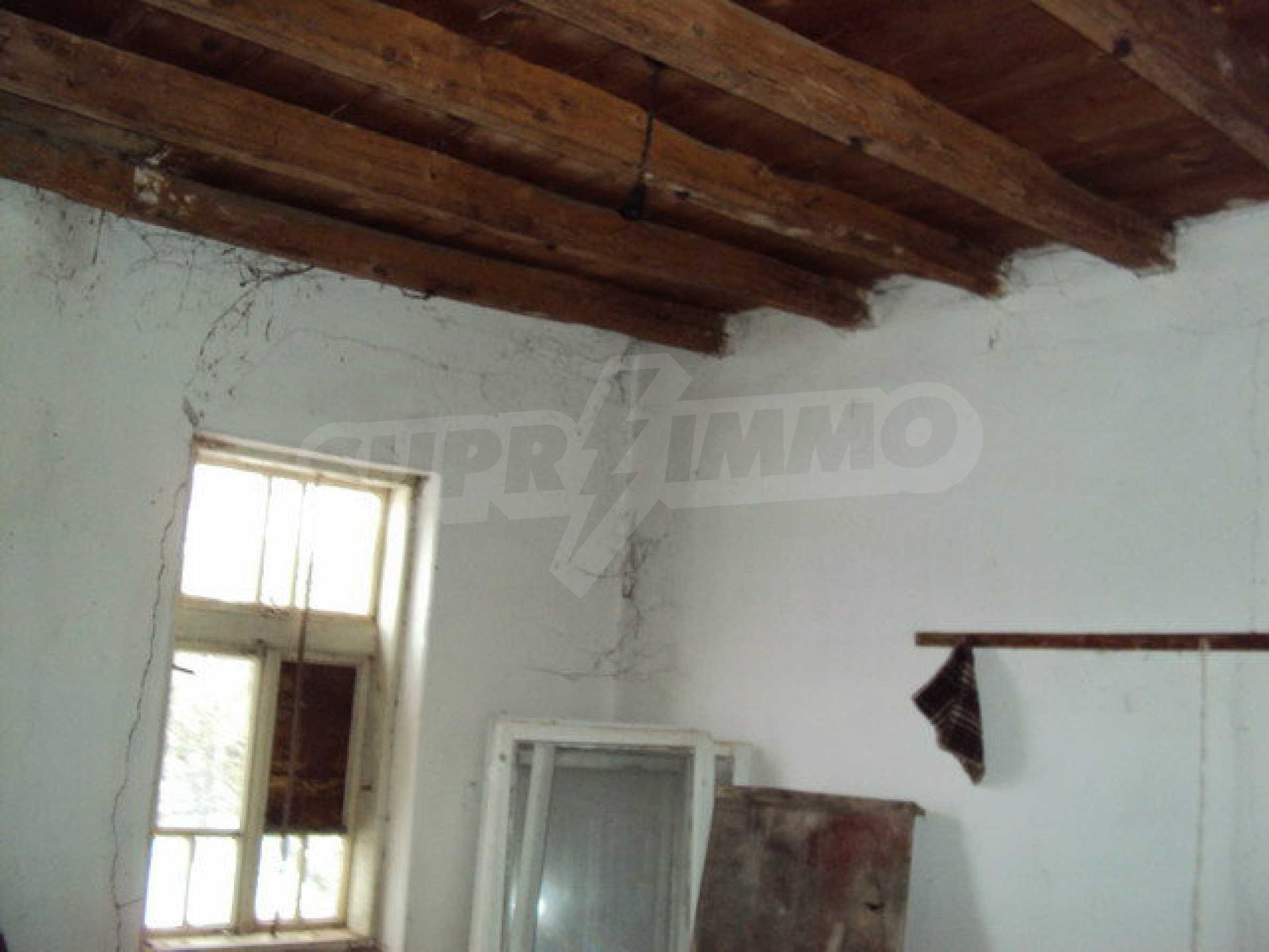 Two storey house with outbuildings and garden in a village 30 km. from Veliko Tarnovo 10