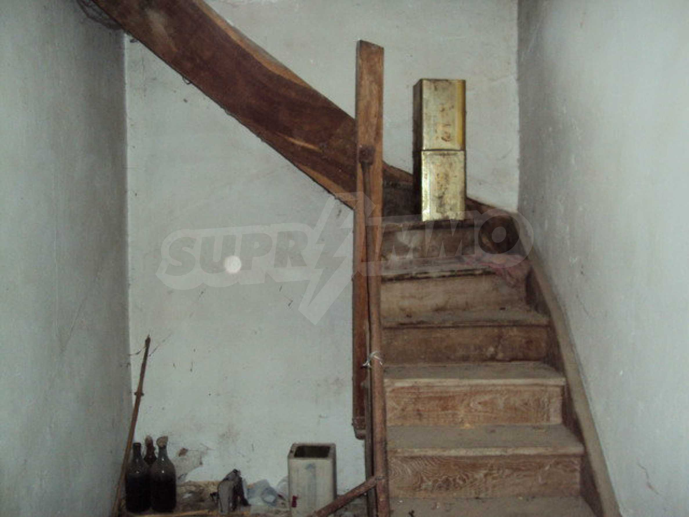 Two storey house with outbuildings and garden in a village 30 km. from Veliko Tarnovo 26