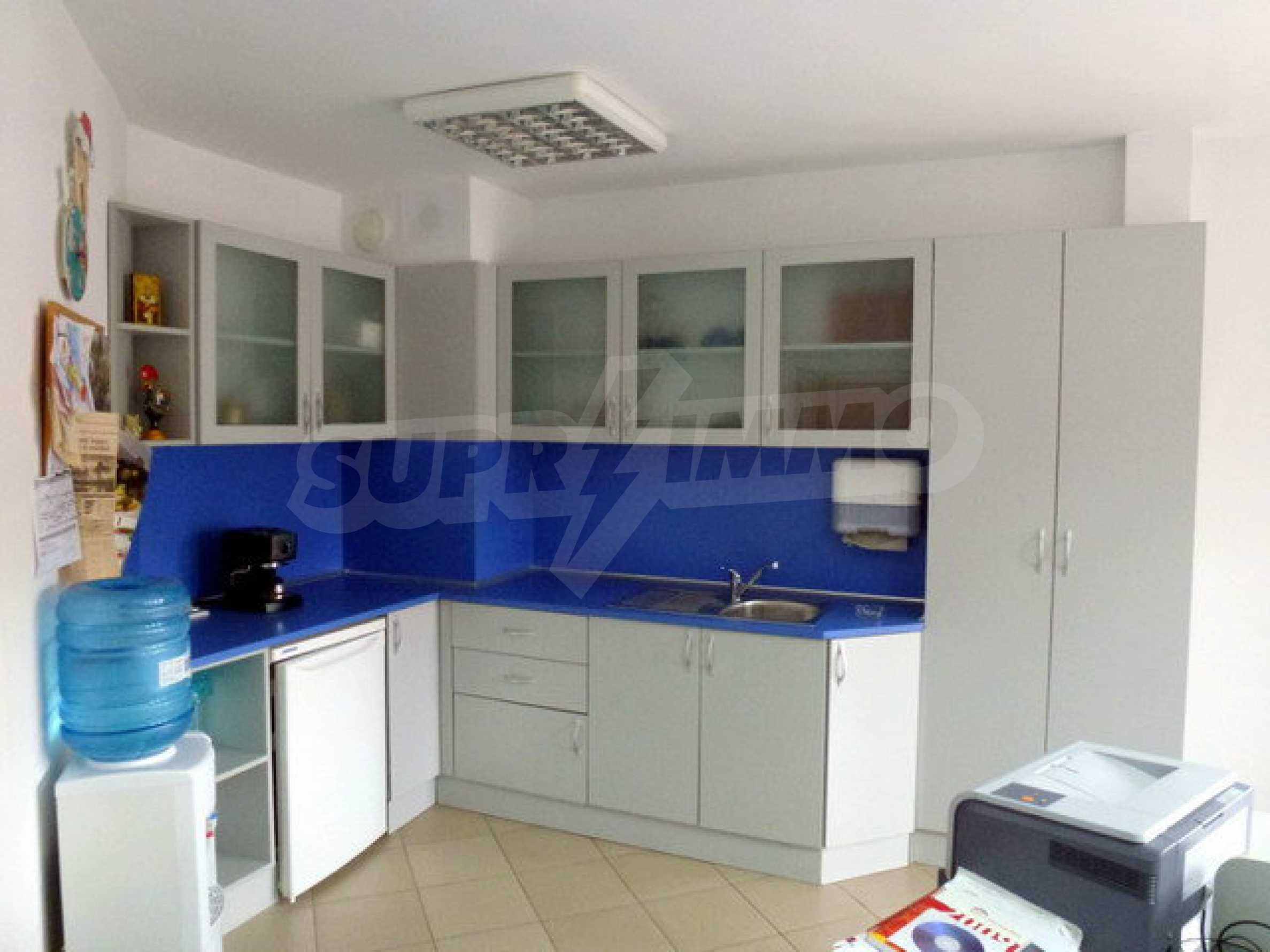 One bedroom apartment used as an office is located in Veliko Tarnovo 3