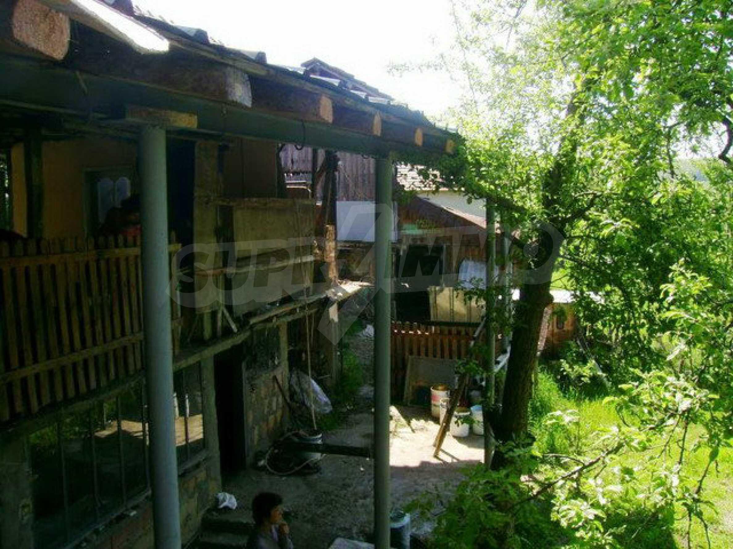 Haus mit Garten in Troyan Balkan 2
