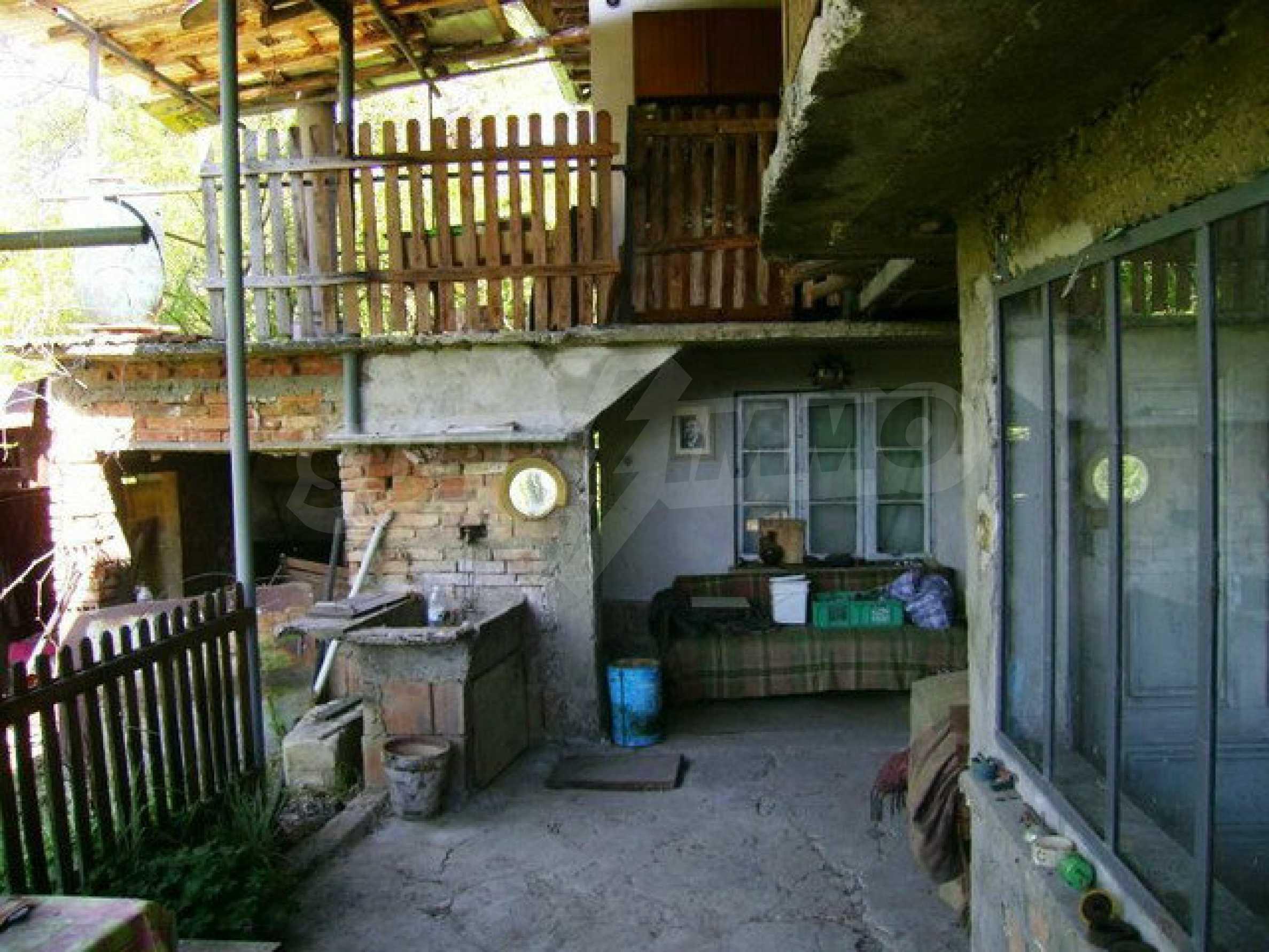 Haus mit Garten in Troyan Balkan 3