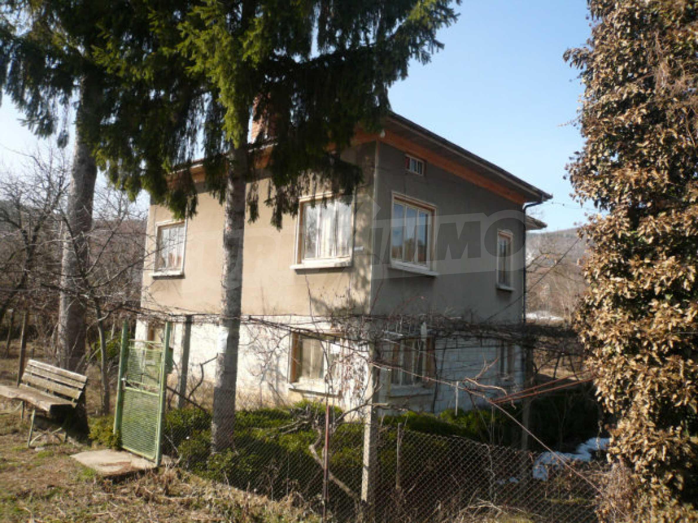 Haus 10 km von Belogradchik 1