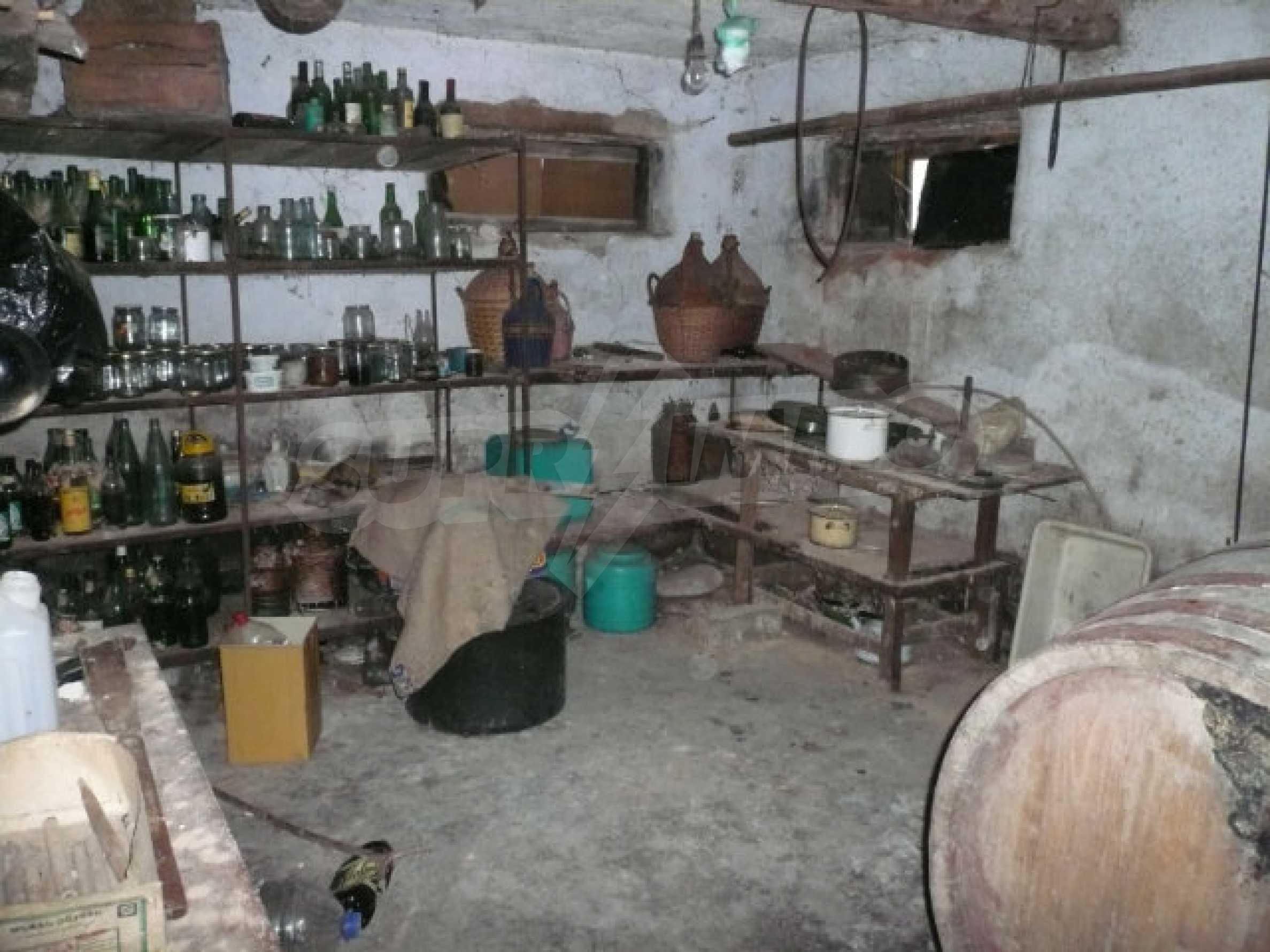 Haus 10 km von Belogradchik 21