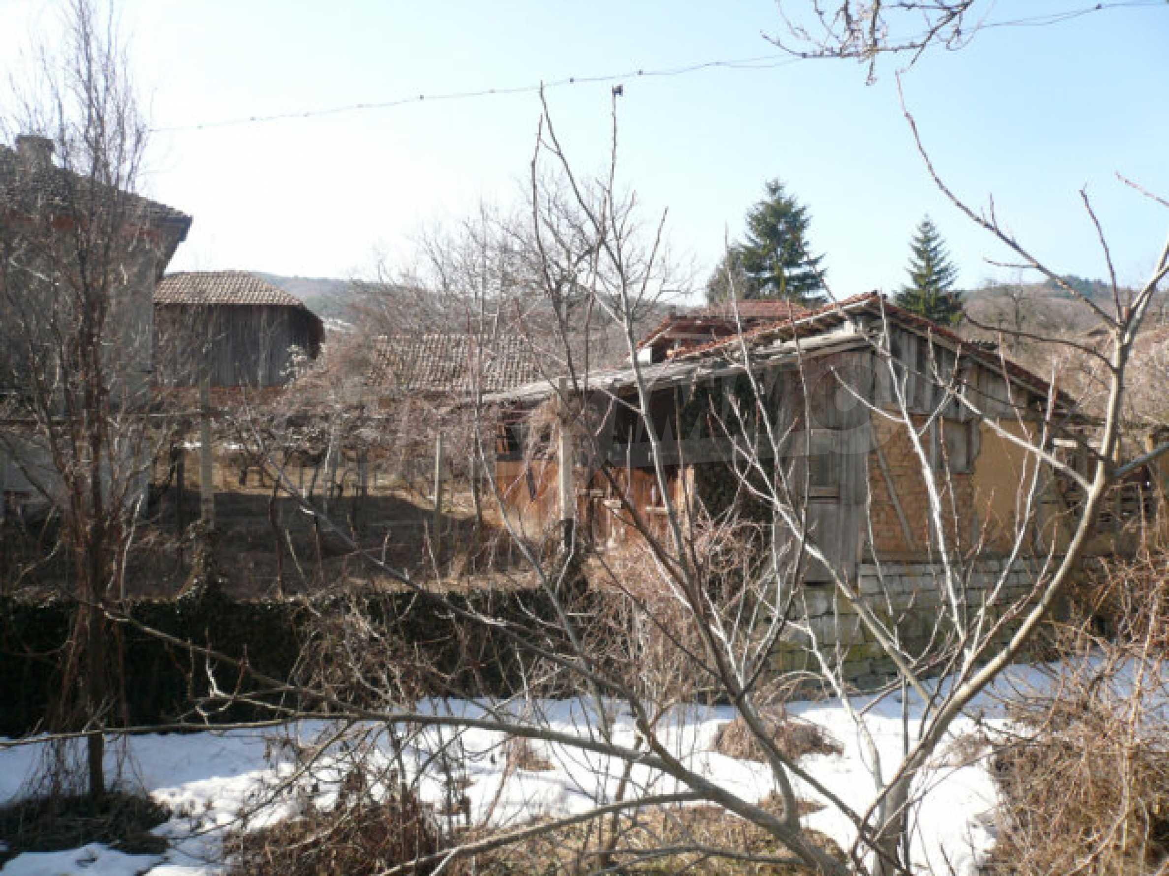 Haus 10 km von Belogradchik 23