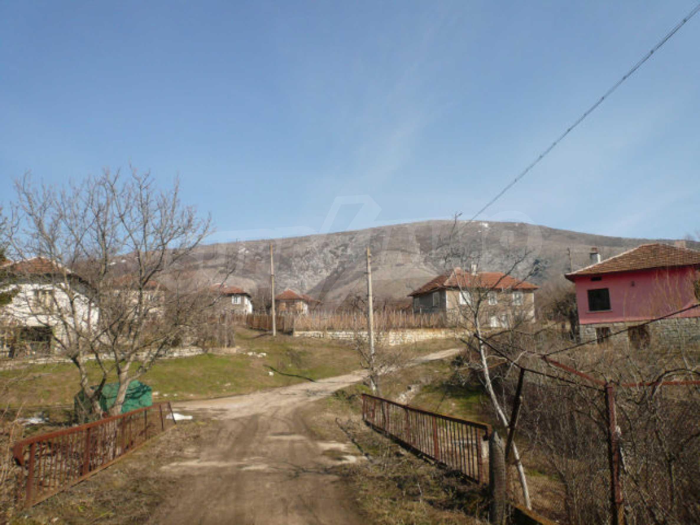 Haus 10 km von Belogradchik 28