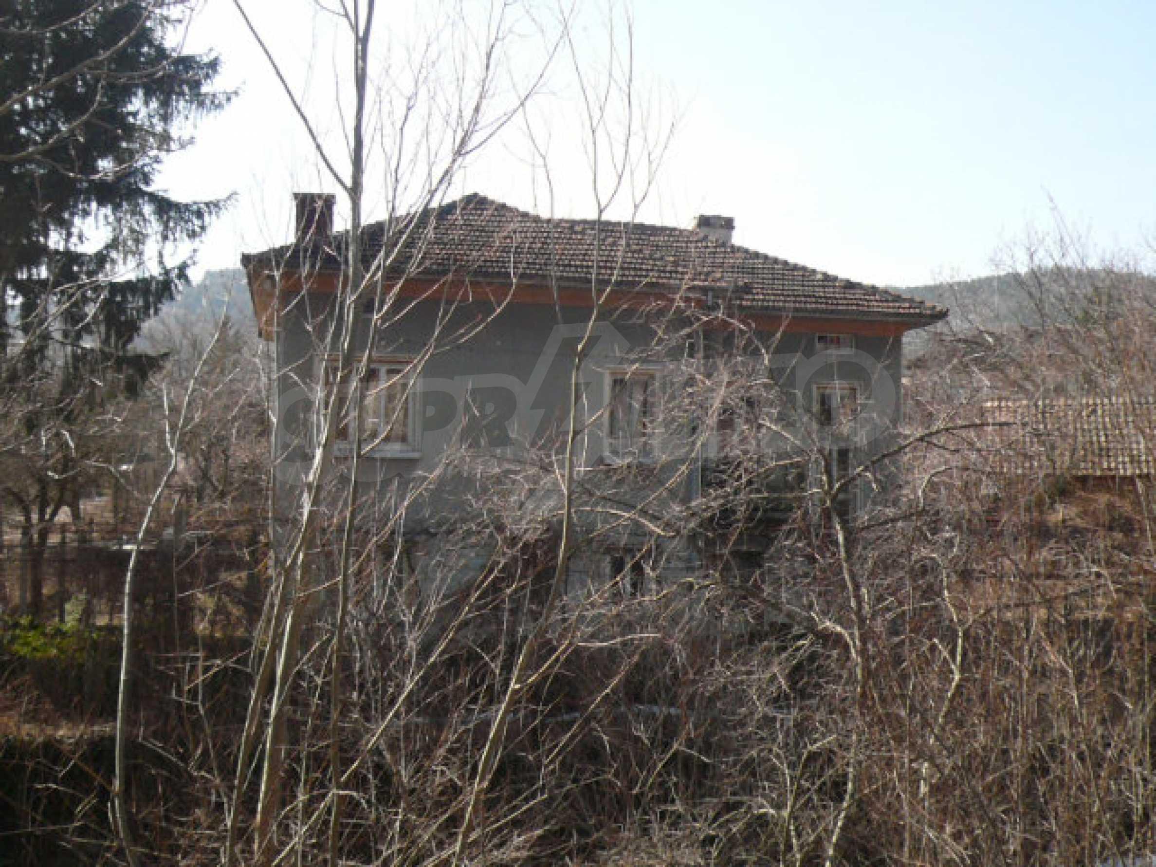 Haus 10 km von Belogradchik 2